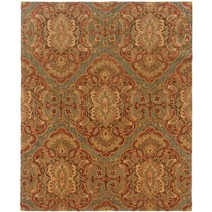 "Oriental Weavers Huntley 3' 6"" X  5' 6"" Rug"