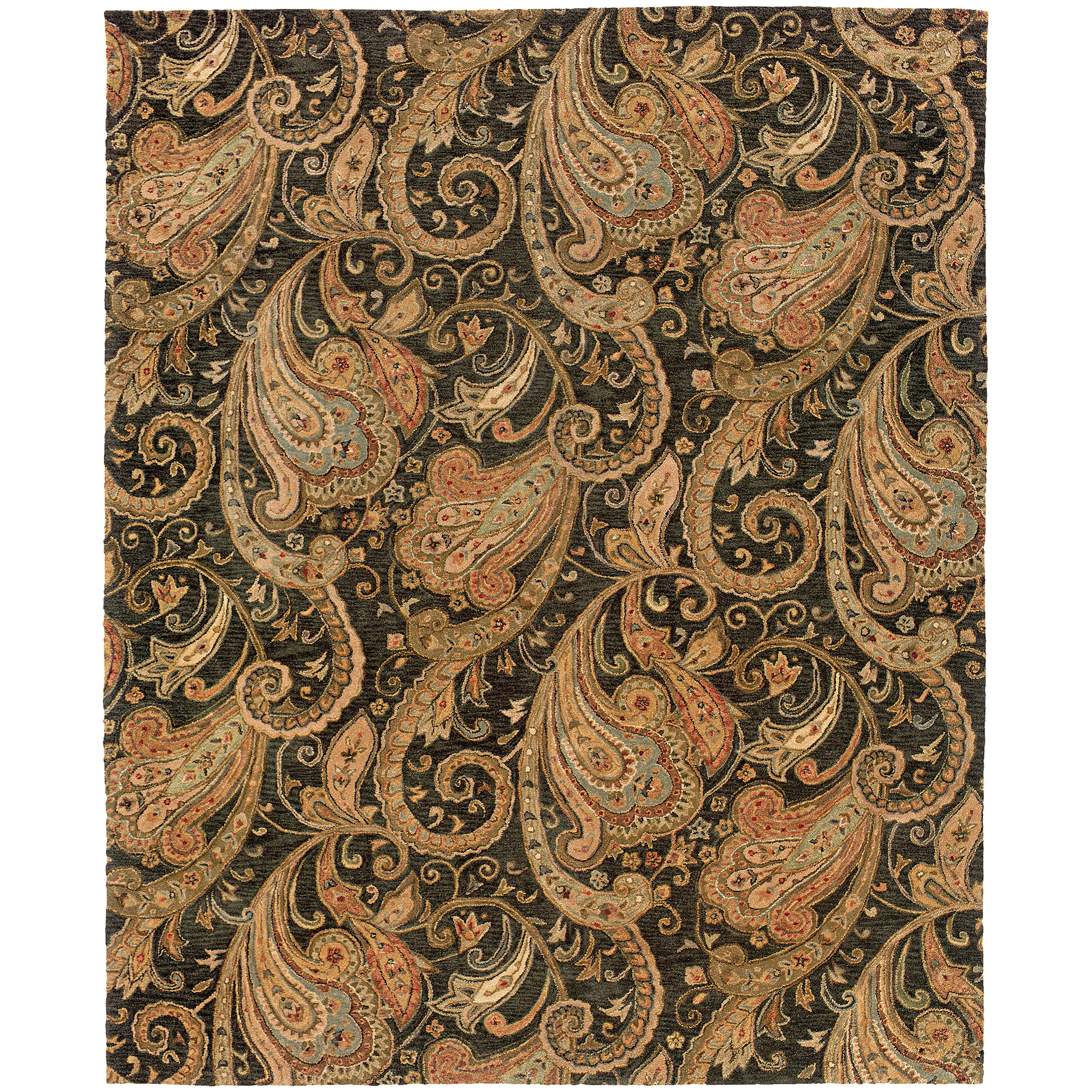 """Oriental Weavers Huntley 3' 6"""" X  5' 6"""" Rug - Item Number: H19104107168ST"""