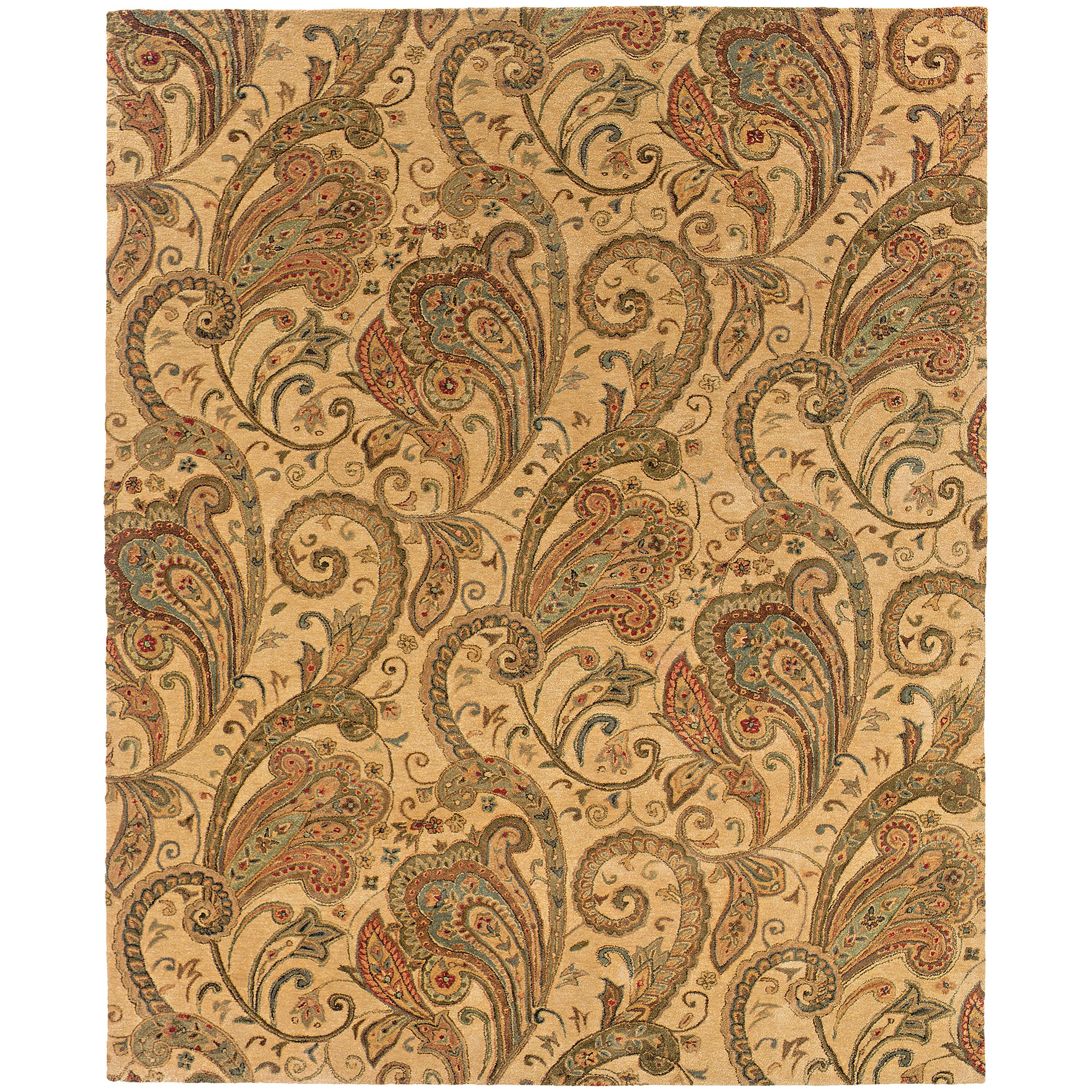 """Oriental Weavers Huntley 5' 3"""" X  8' 3"""" Rug - Item Number: H19105160251ST"""