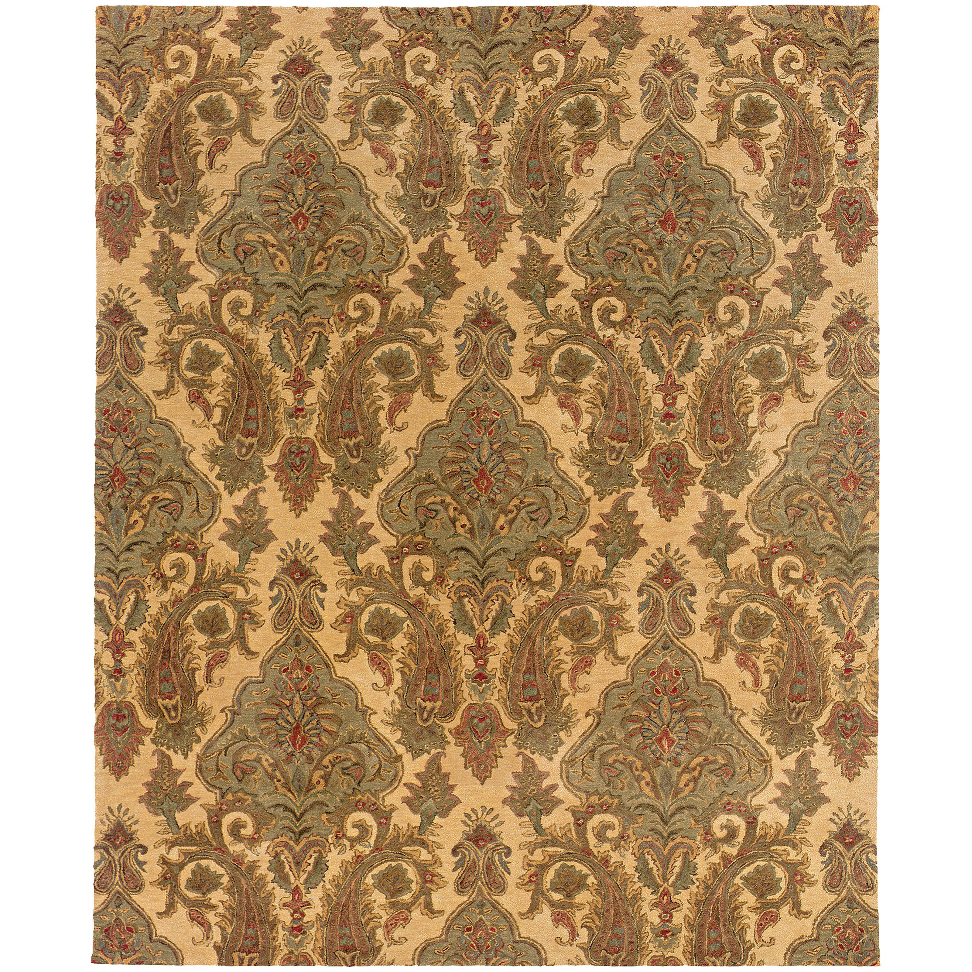 """Oriental Weavers Huntley 3' 6"""" X  5' 6"""" Rug - Item Number: H19106107168ST"""