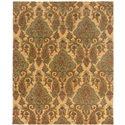"""Oriental Weavers Huntley 7' 6"""" X  9' 6"""" Rug - Item Number: H19106229290ST"""