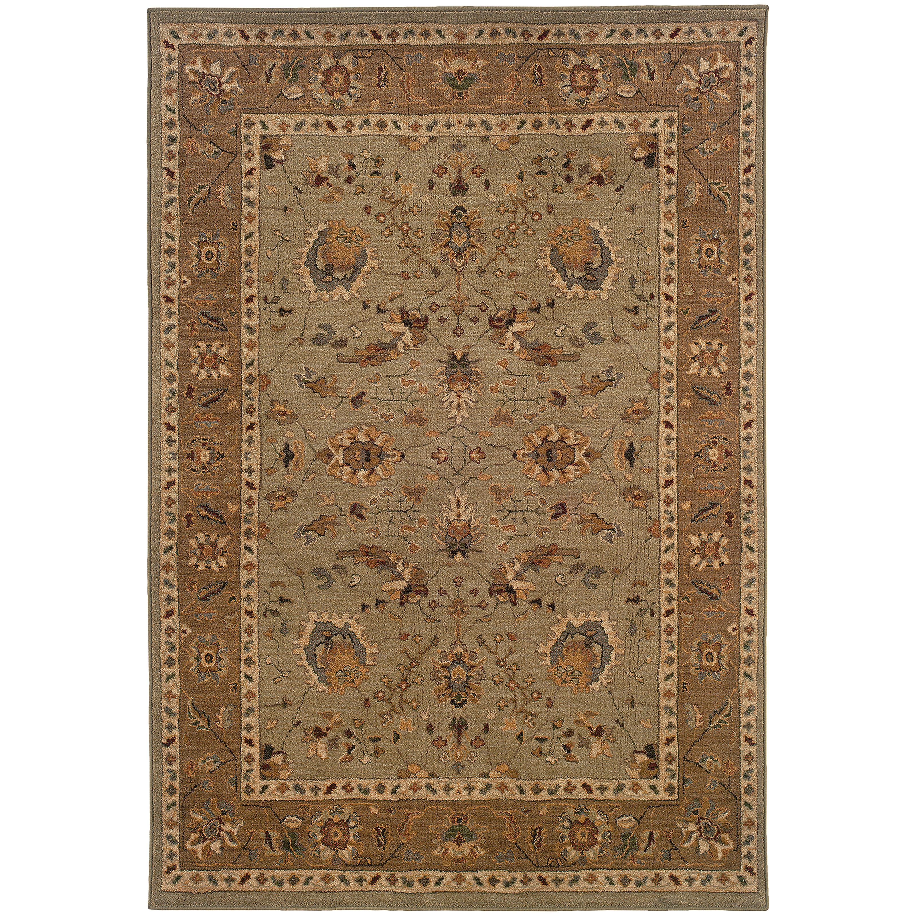 "Oriental Weavers Infinity 5' 3"" X  7' 6"" Rug - Item Number: I1104C160230ST"