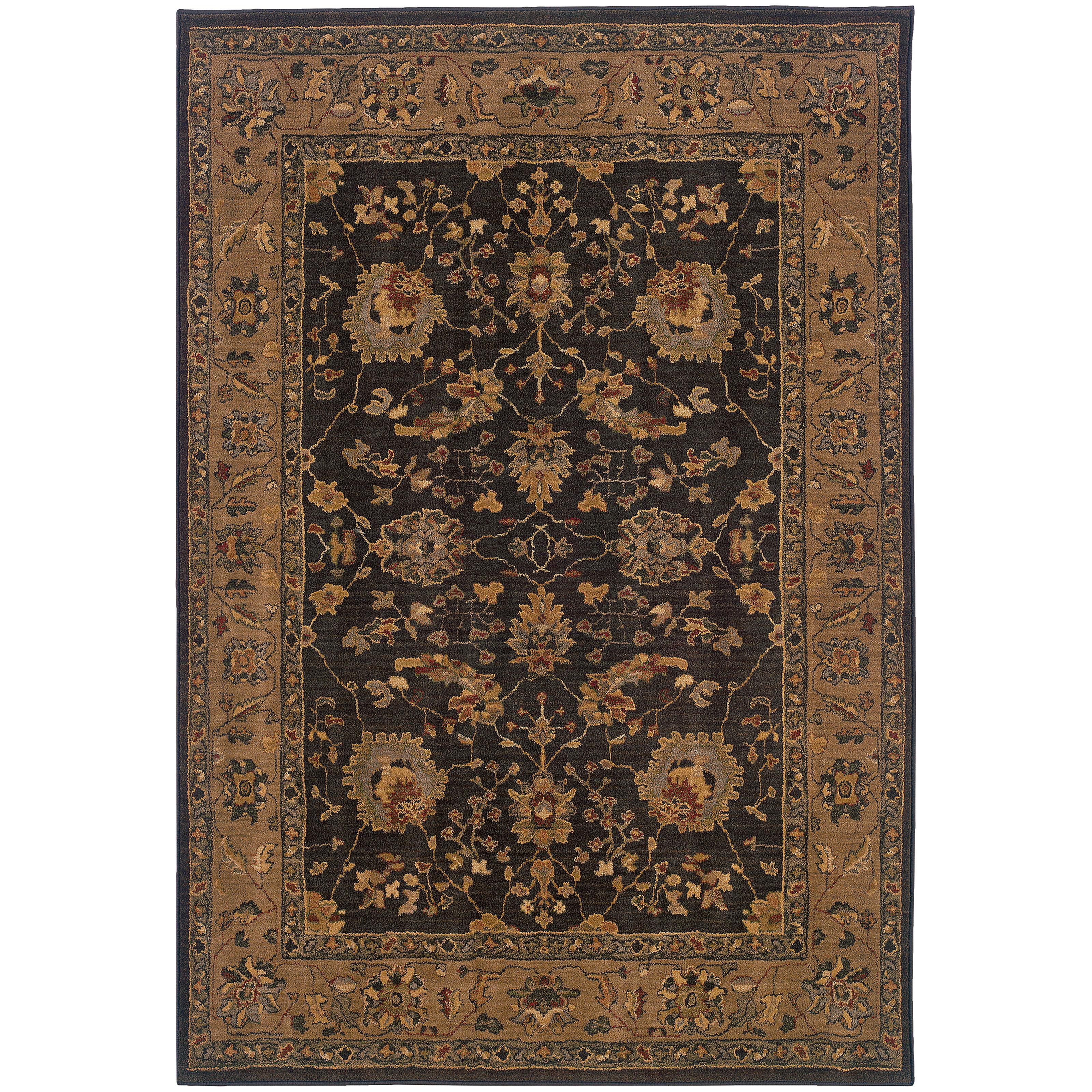 "Oriental Weavers Infinity 3'10"" X  5' 5"" Rug - Item Number: I1104F117165ST"