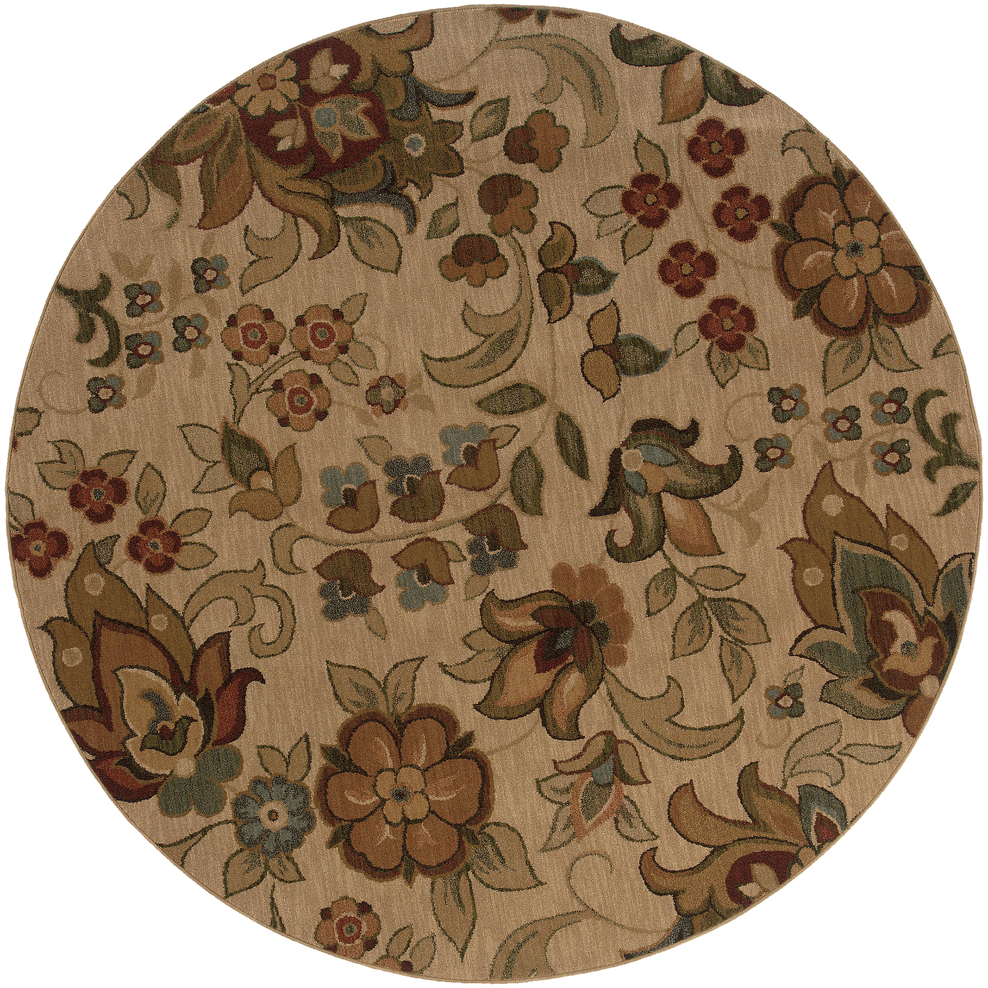 "Oriental Weavers Infinity 7' 8"" Rug - Item Number: I1105A235RDST"