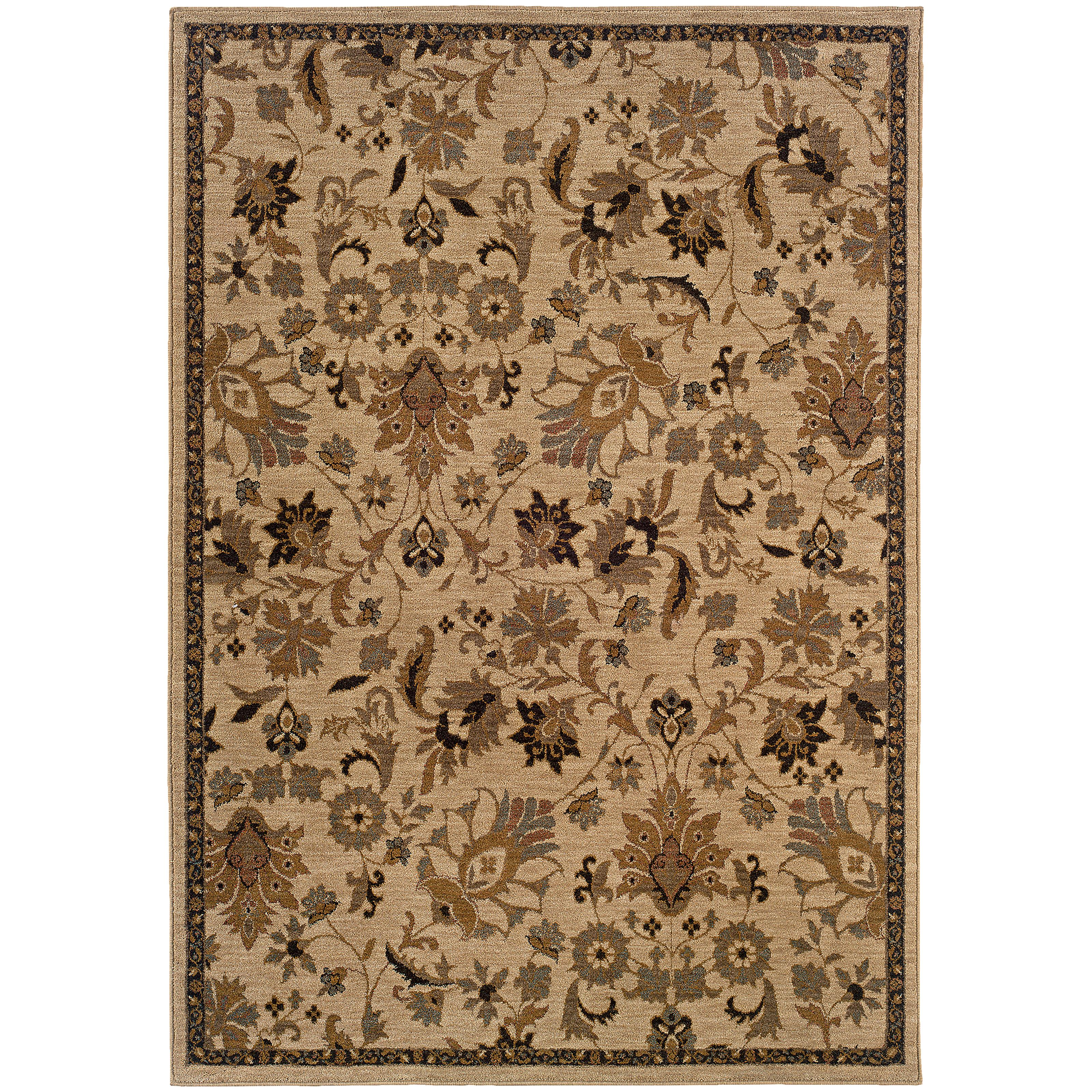 "Oriental Weavers Infinity 1'11"" X  3' 3"" Rug - Item Number: I1115B058100ST"