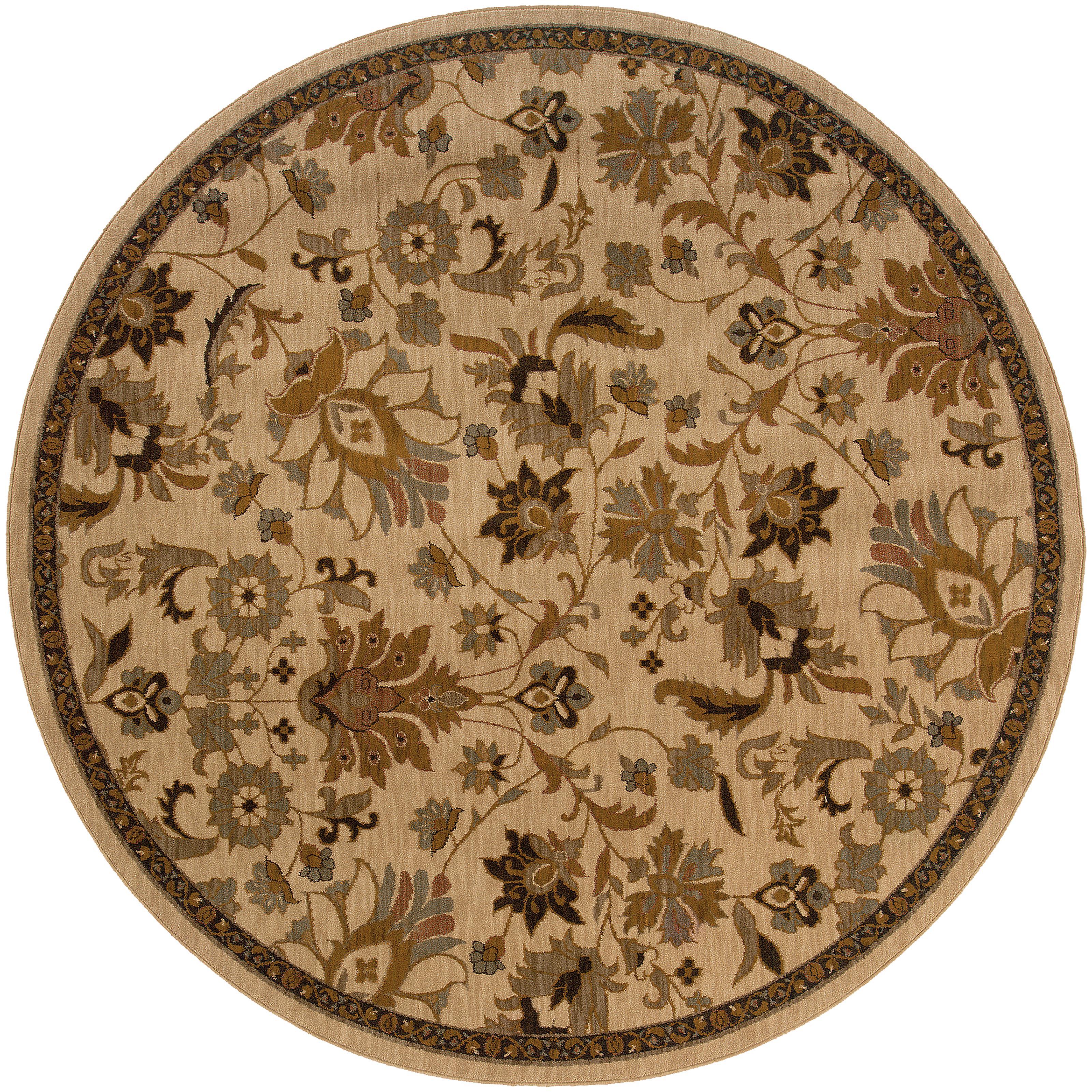 """Oriental Weavers Infinity 7' 8"""" Rug - Item Number: I1115B235RDST"""