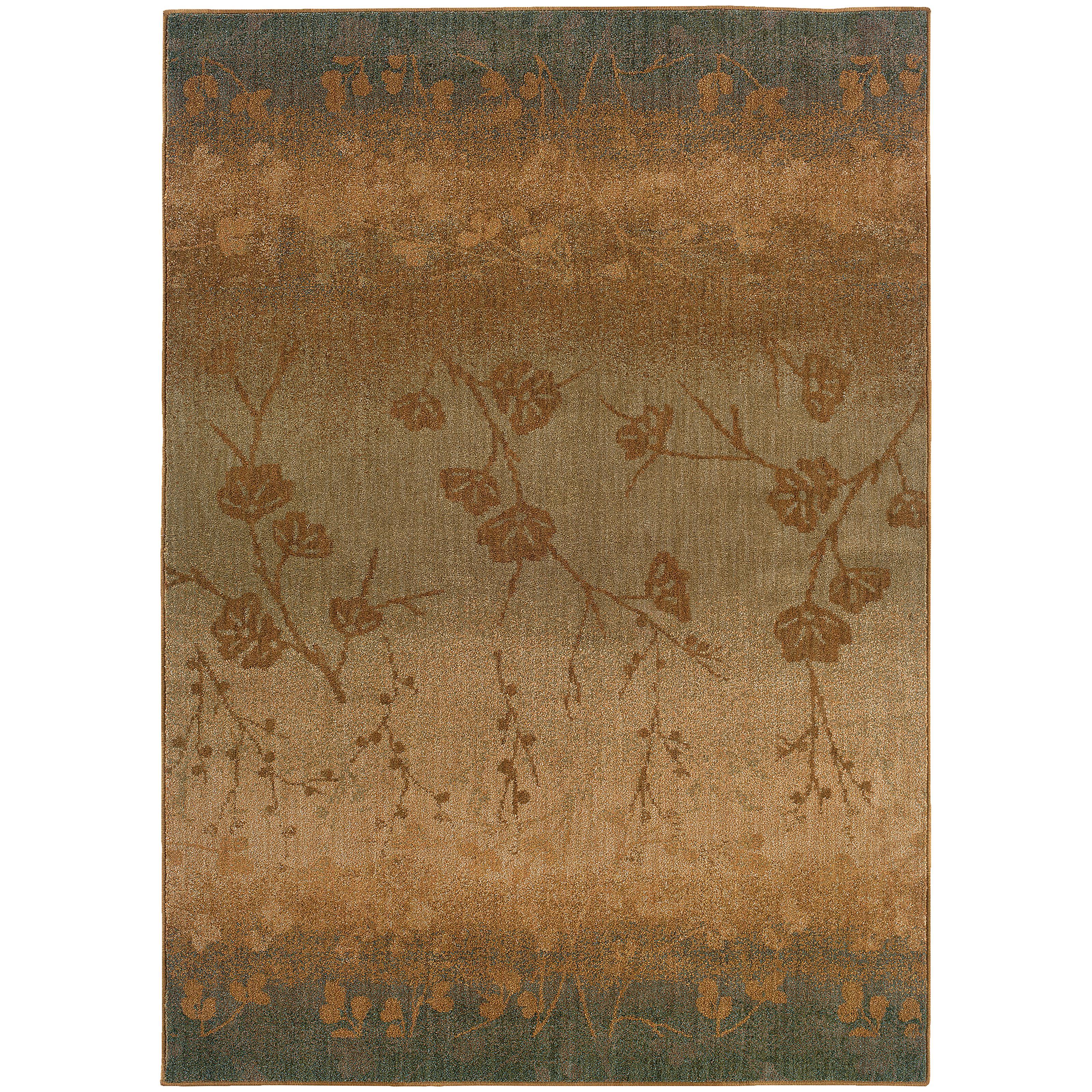 "Oriental Weavers Infinity 6' 7"" X  9' 6"" Rug - Item Number: I1125B200295ST"
