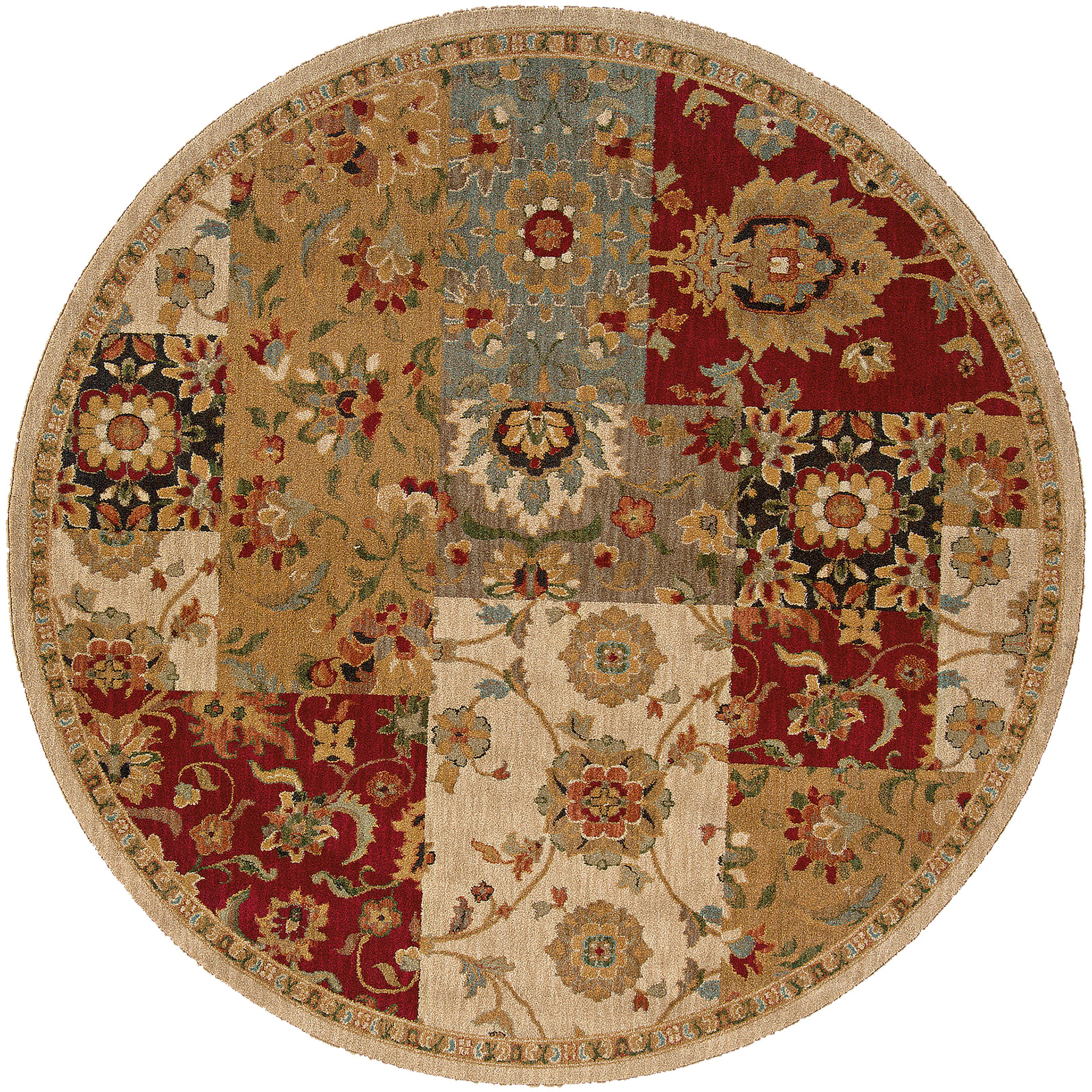 "Oriental Weavers Infinity 7' 8"" Rug - Item Number: I1128A235RDST"