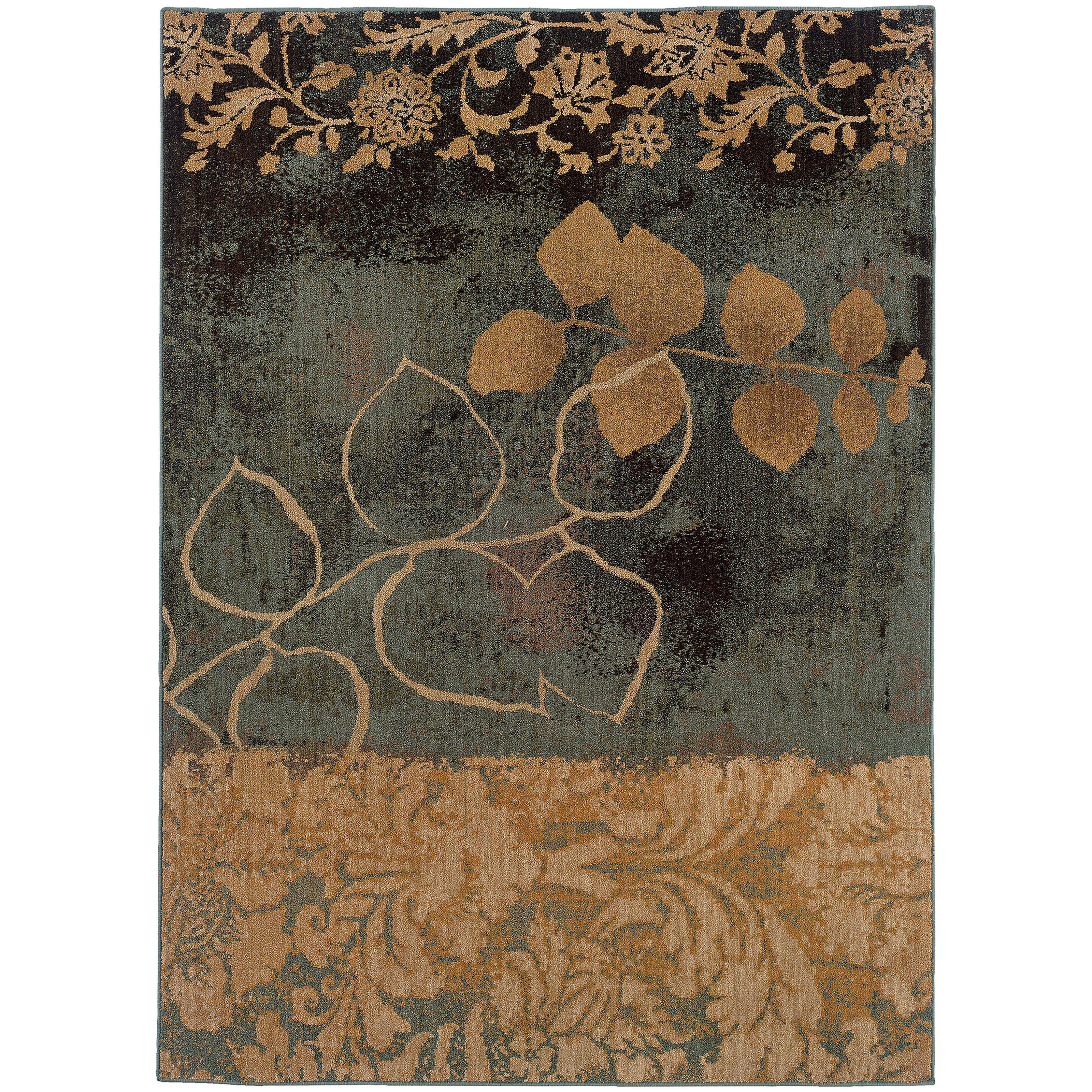 "Oriental Weavers Infinity 3'10"" X  5' 5"" Rug - Item Number: I1133B117165ST"