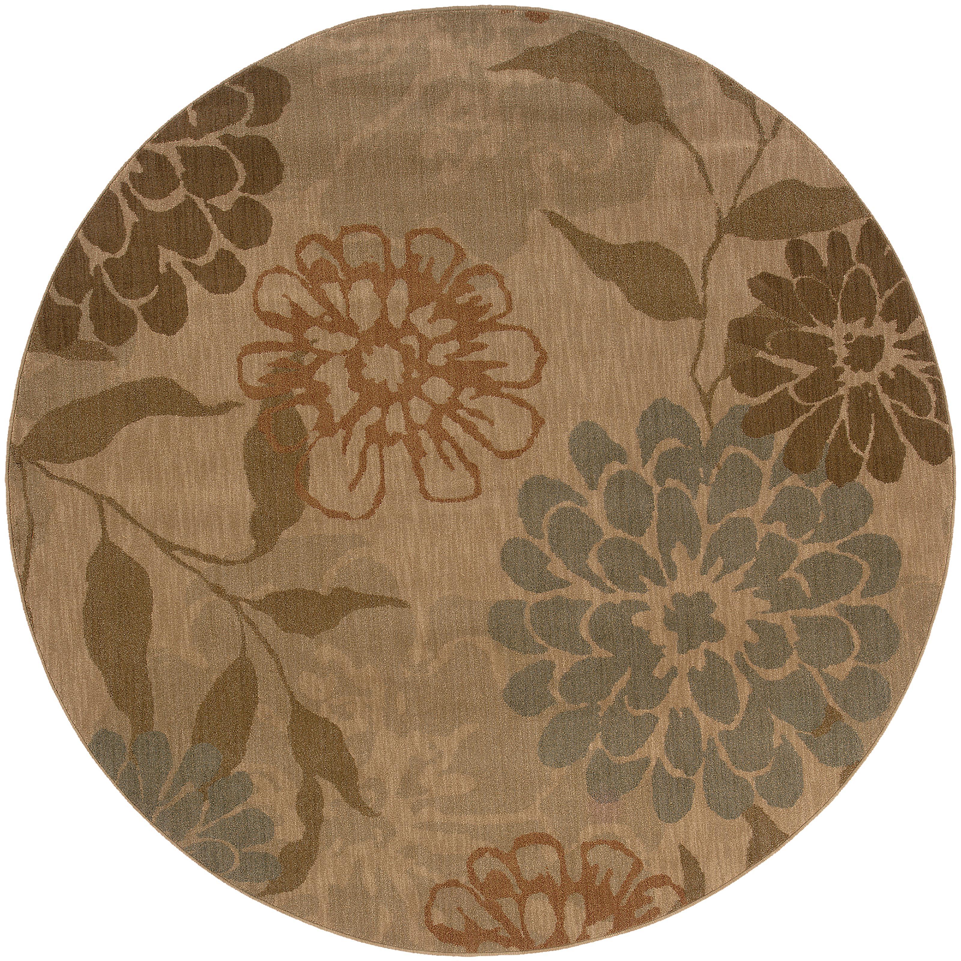 "Oriental Weavers Infinity 7' 8"" Rug - Item Number: I1134A235RDST"