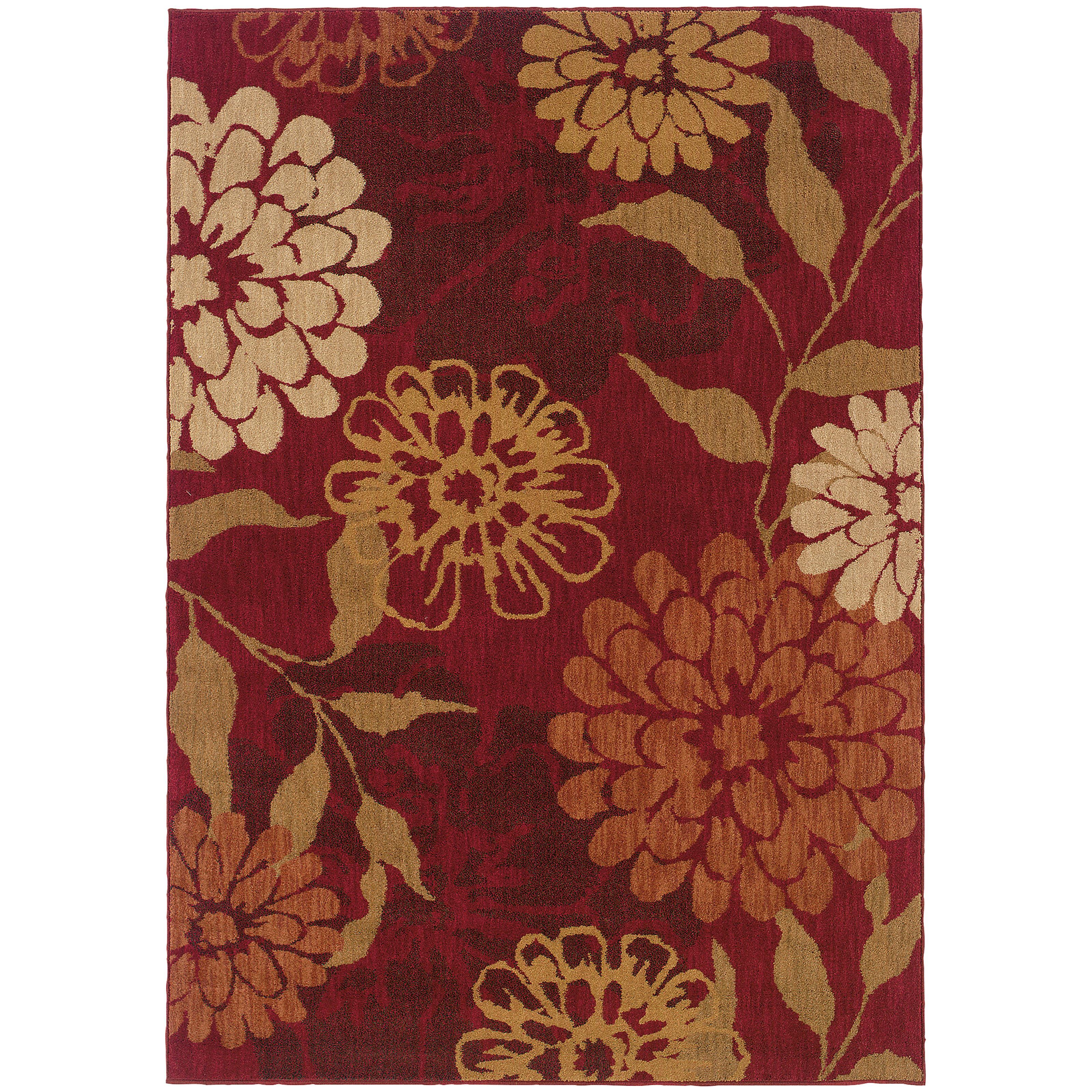 "Oriental Weavers Infinity 5' 3"" X  7' 6"" Rug - Item Number: I1134D160230ST"
