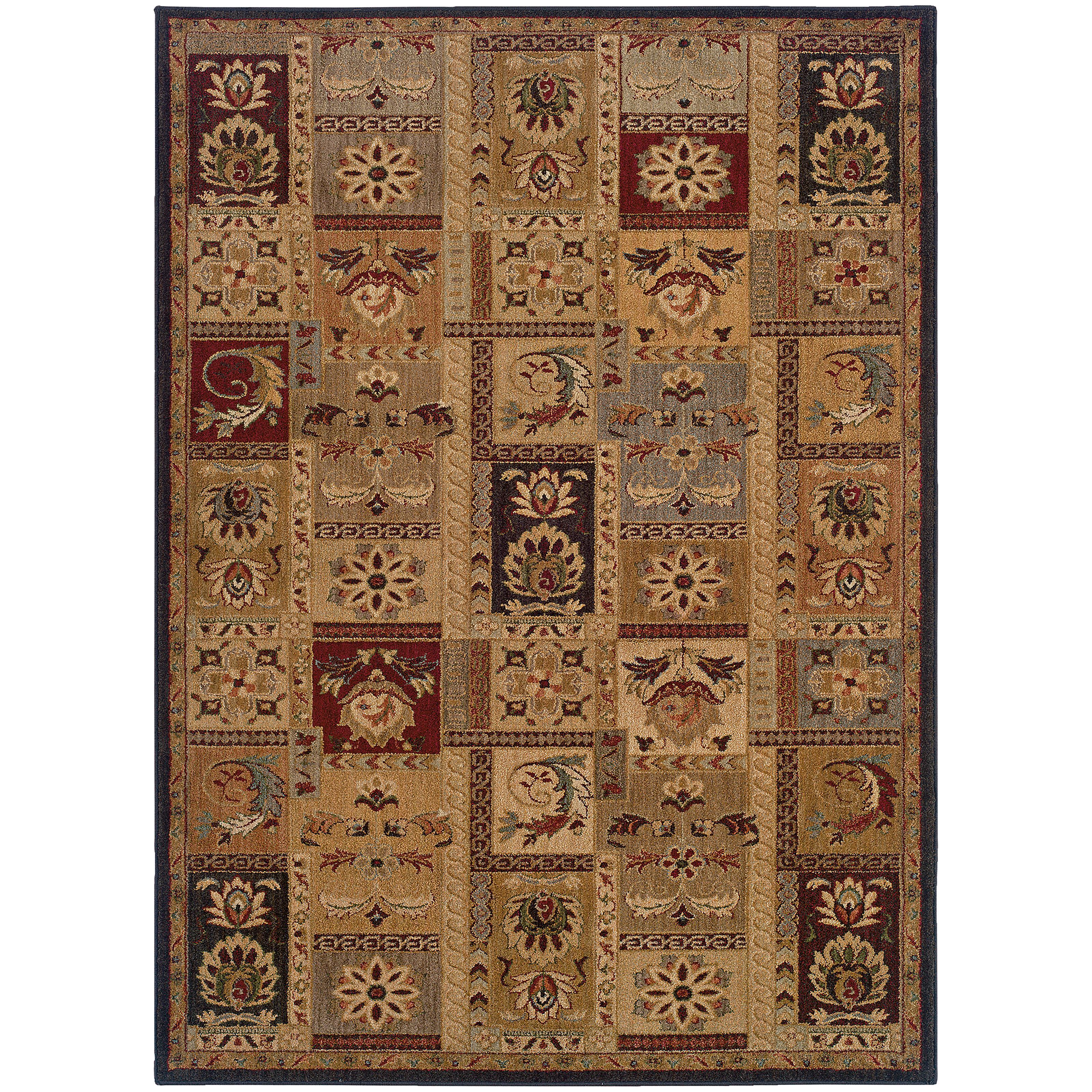 "Oriental Weavers Infinity 5' 3"" X  7' 6"" Rug - Item Number: I1137B160230ST"