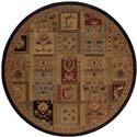 """Oriental Weavers Infinity 7' 8"""" Rug - Item Number: I1137B235RDST"""