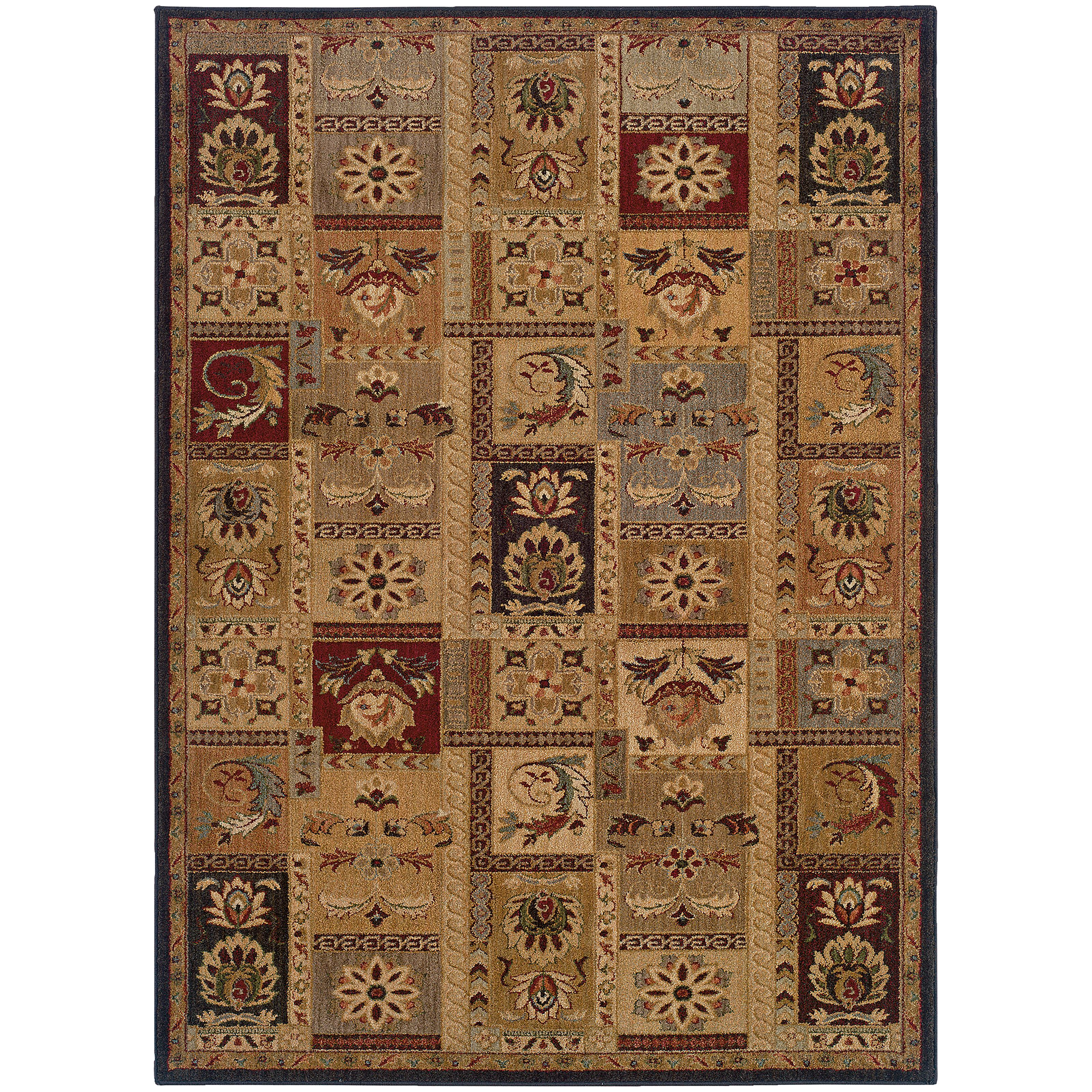 "Oriental Weavers Infinity 9'10"" X 12' 9"" Rug - Item Number: I1137B300390ST"