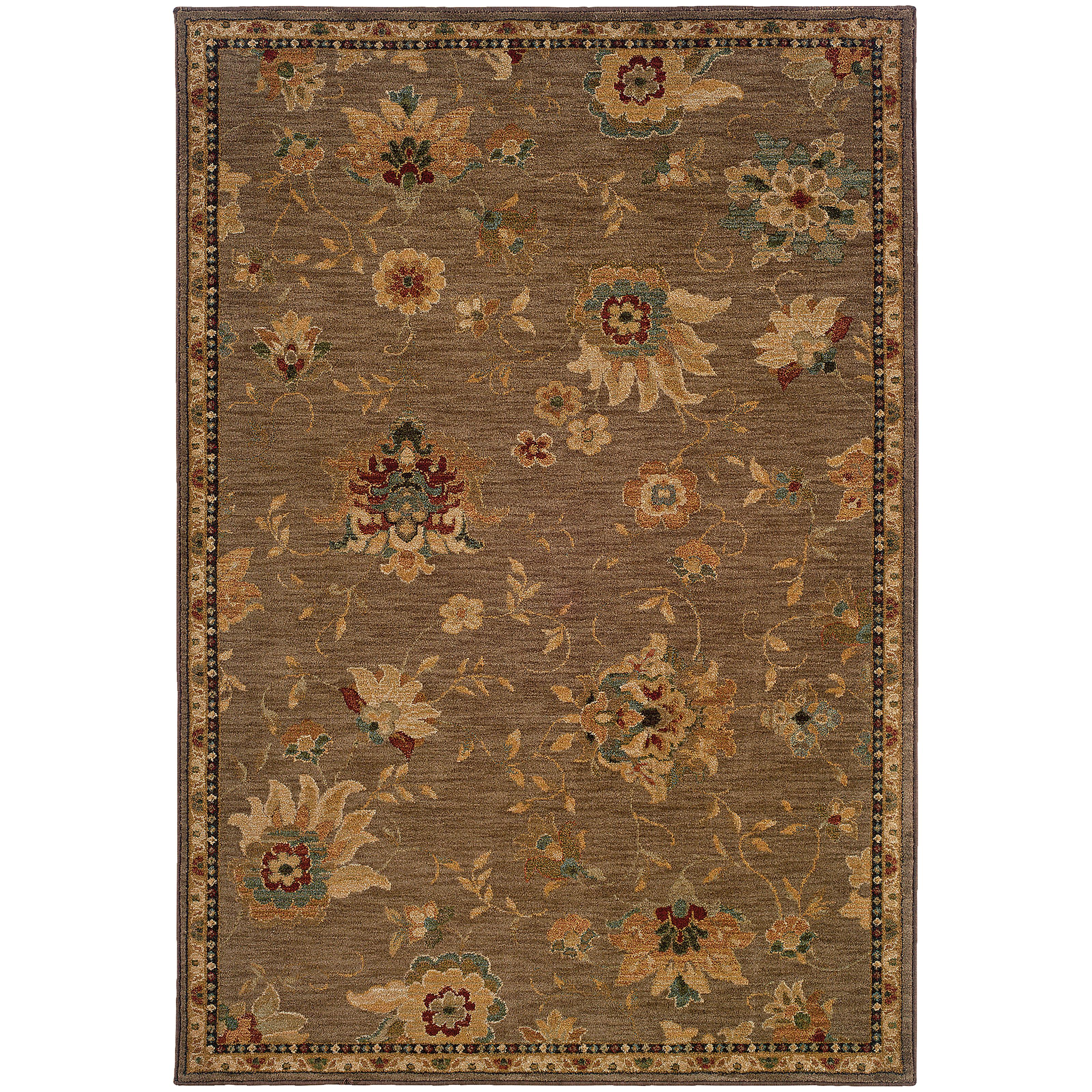 "Oriental Weavers Infinity 3'10"" X  5' 5"" Rug - Item Number: I1151E117165ST"