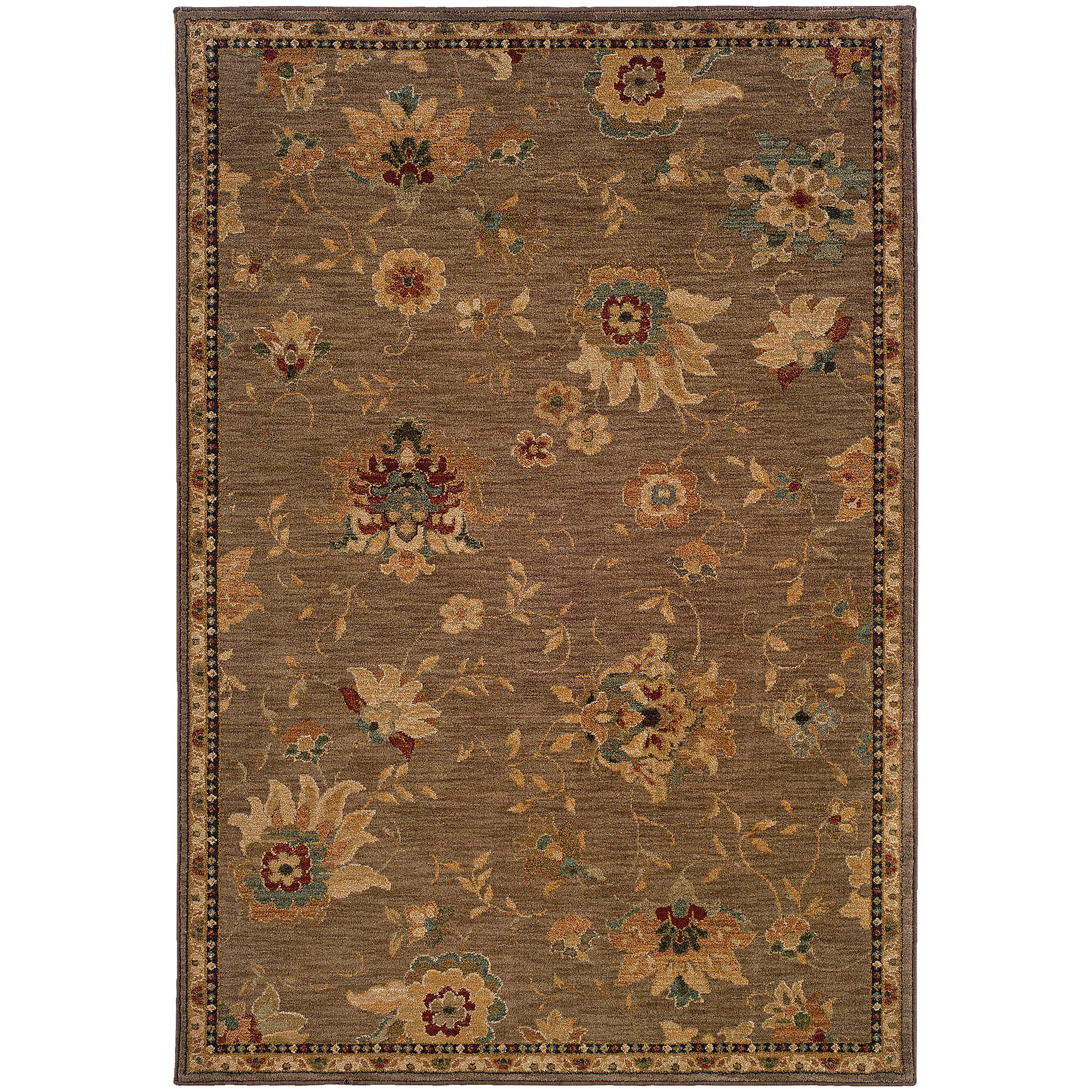 "Oriental Weavers Infinity 7' 8"" X 10'10"" Rug - Item Number: I1151E235330ST"