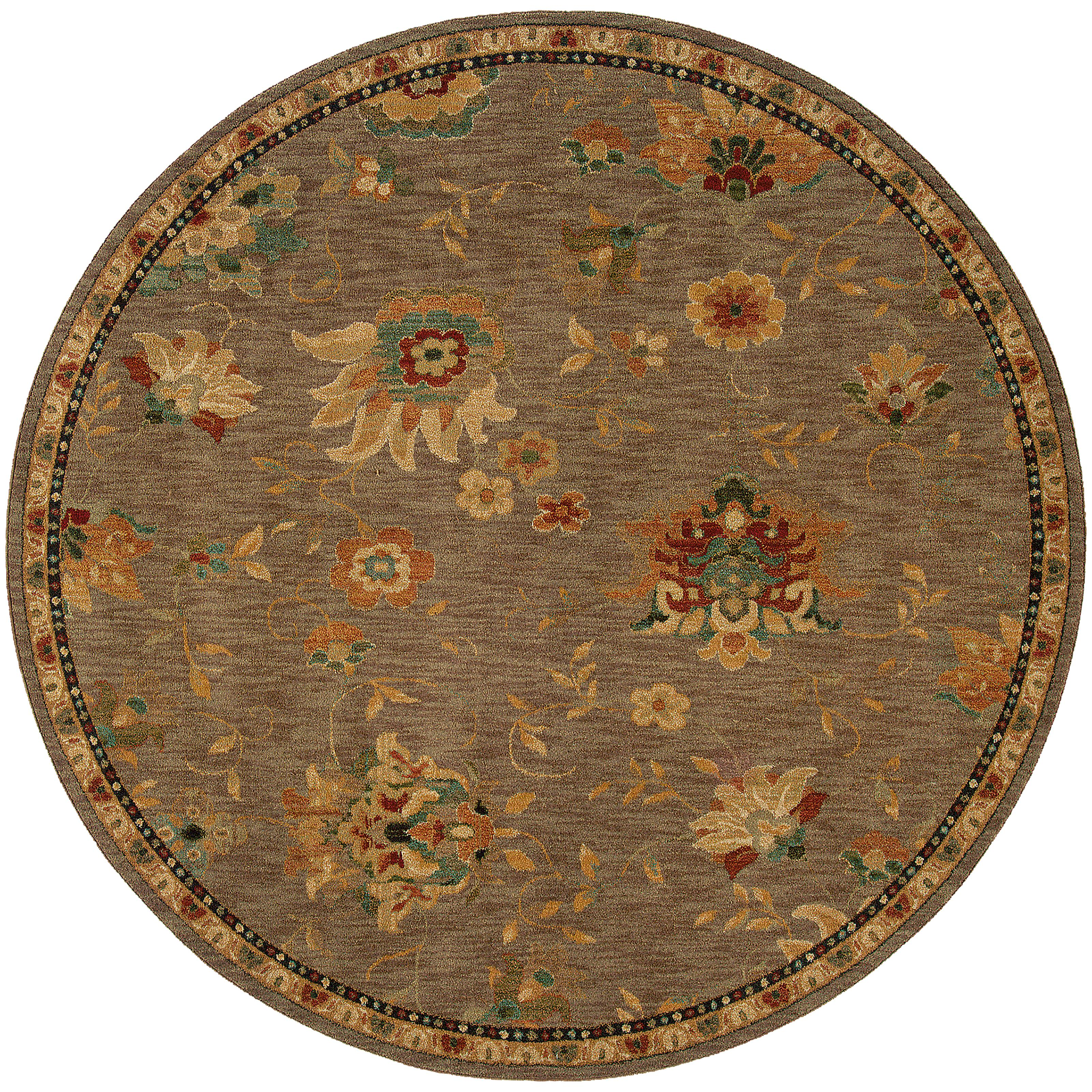 "Oriental Weavers Infinity 7' 8"" Rug - Item Number: I1151E235RDST"