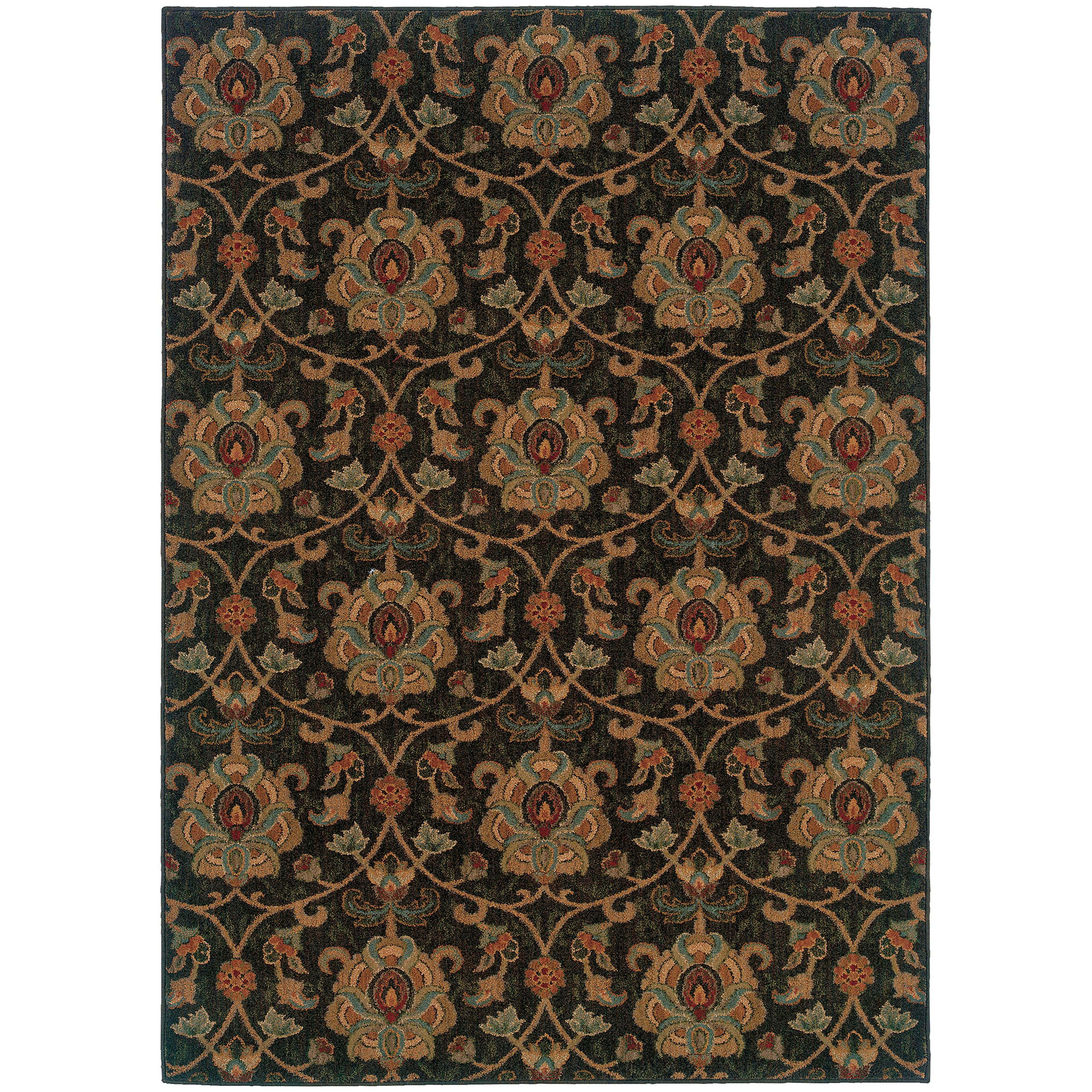 "Oriental Weavers Infinity 5' 3"" X  7' 6"" Rug - Item Number: I1724E160230ST"