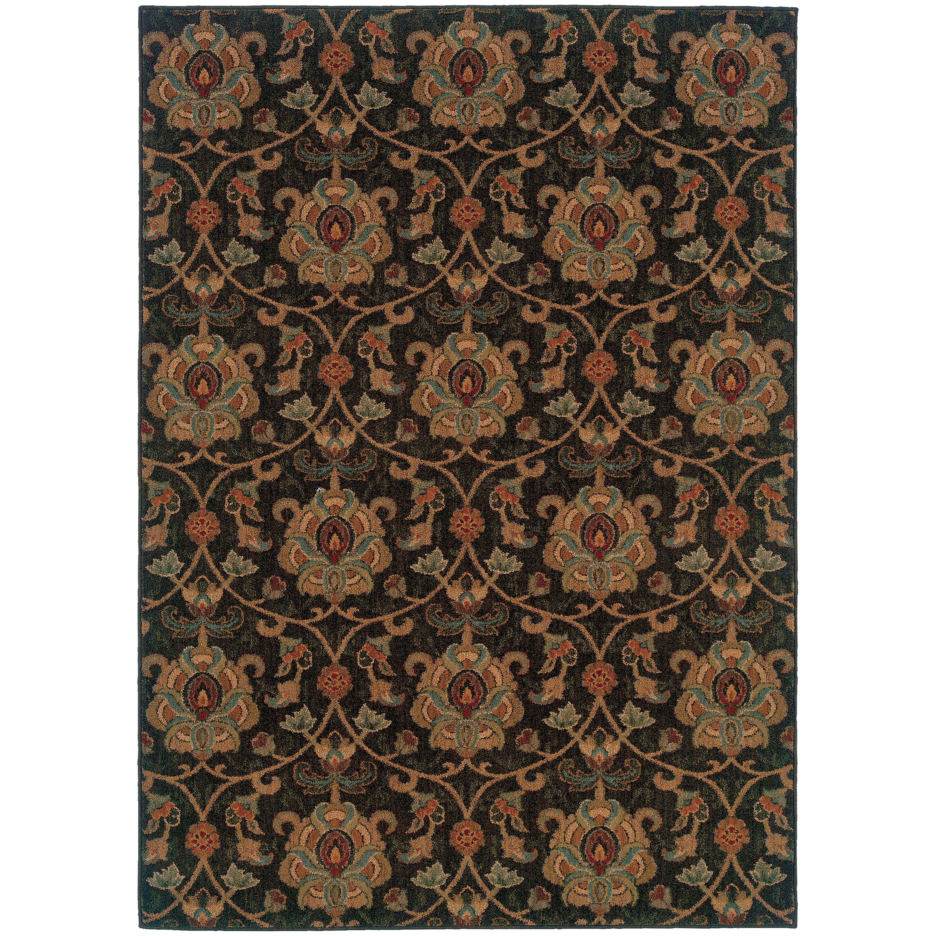 "Oriental Weavers Infinity 7' 8"" X 10'10"" Rug - Item Number: I1724E235330ST"
