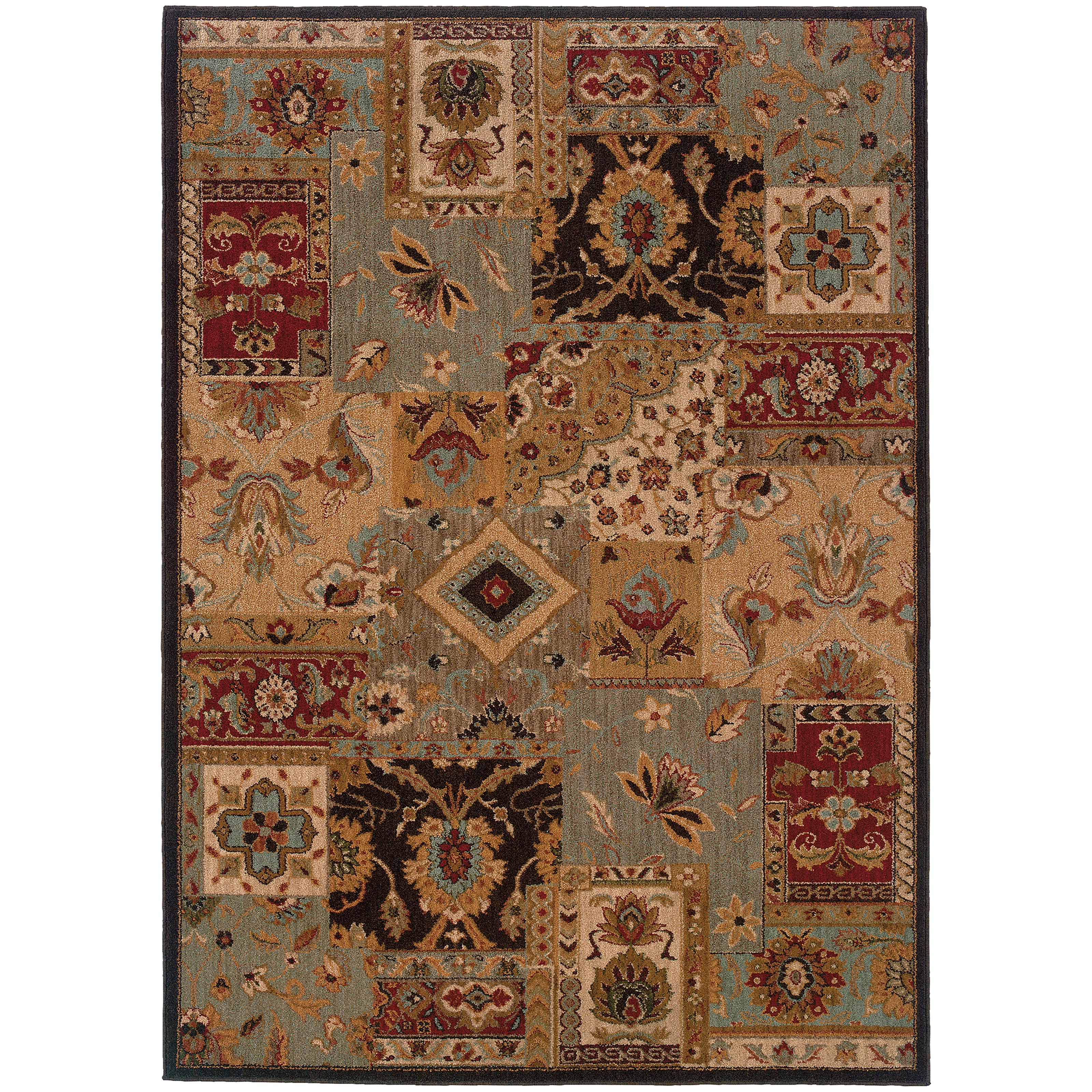 "Oriental Weavers Infinity 3'10"" X  5' 5"" Rug - Item Number: I2179C117165ST"
