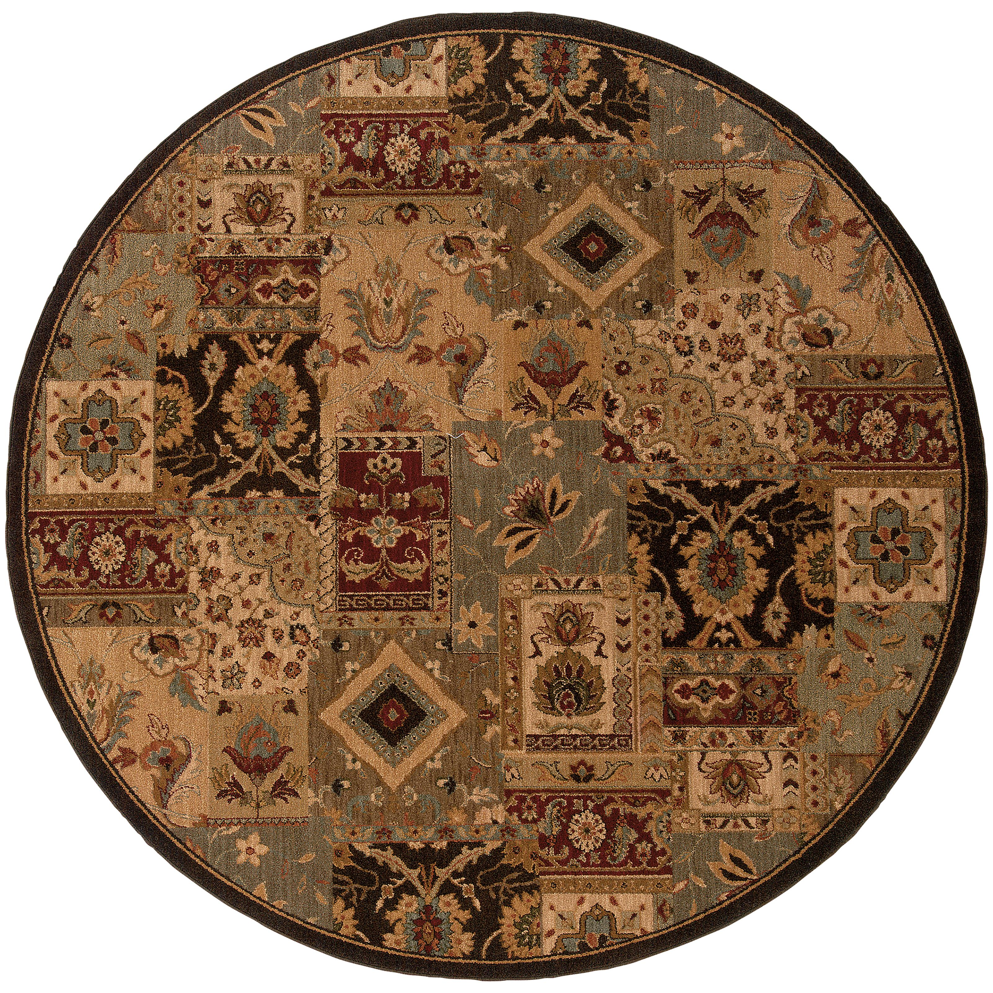 """Oriental Weavers Infinity 7' 8"""" Rug - Item Number: I2179C235RDST"""