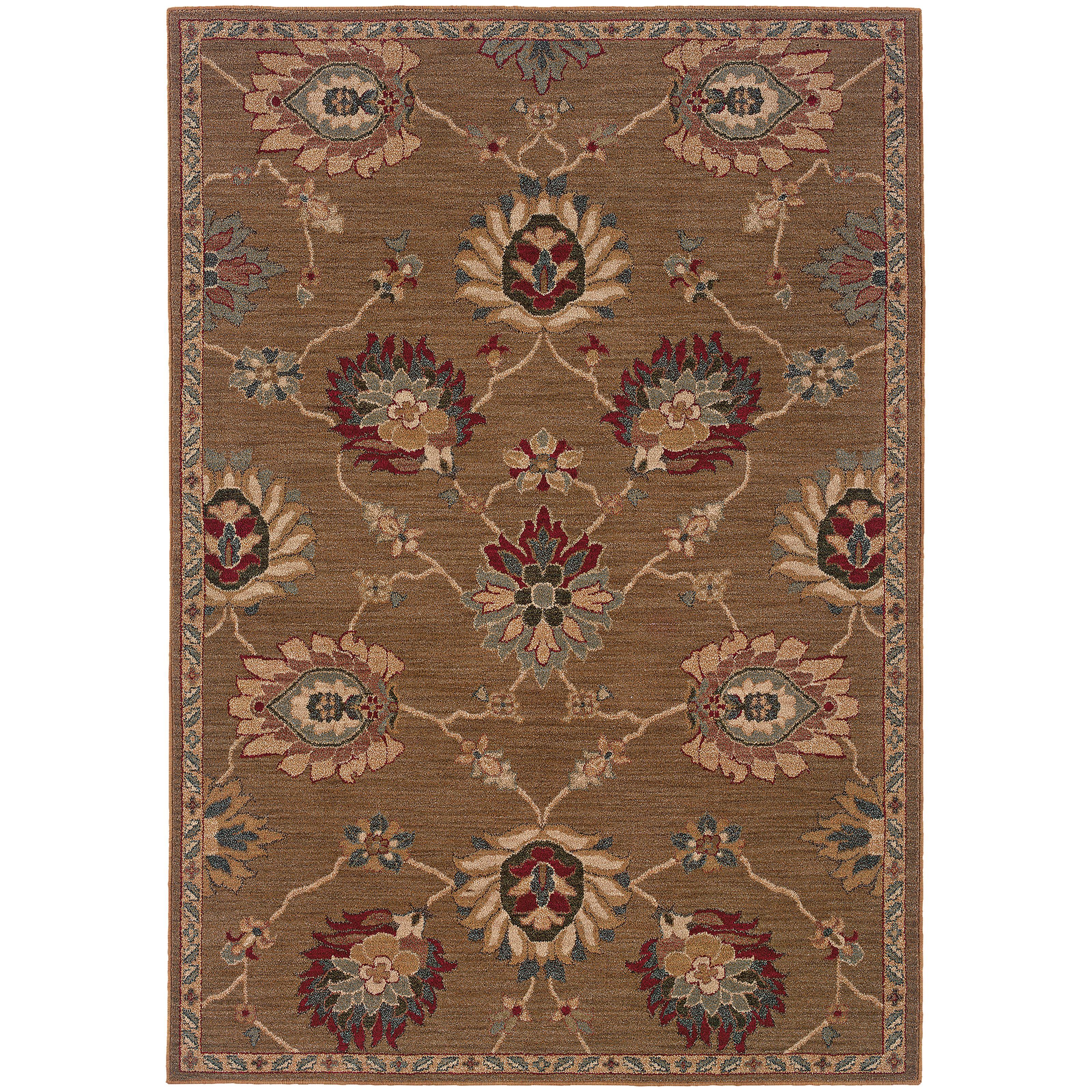 "Oriental Weavers Infinity 3'10"" X  5' 5"" Rug - Item Number: I2227D117165ST"