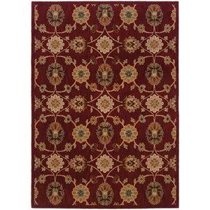"Oriental Weavers Infinity 3'10"" X  5' 5"" Rectangle Area Rug"