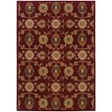 "Oriental Weavers Infinity 3'10"" X  5' 5"" Rectangle Area Rug - Item Number: INF2166B310X55"