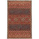 "Oriental Weavers Jamison 3' 6"" X  5' 6"" Rectangle Rug - Item Number: JAM5330136X56"