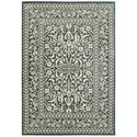 "Oriental Weavers Jayden 5' 3"" X  7' 6"" Traditional Blue/ Ivory Recta - Item Number: JAY7018D53X76"