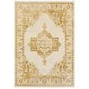 """Oriental Weavers Jayden 7'10"""" X 10'10"""" Traditional Ivory/ Gold Recta - Item Number: JAY7370H710X1010"""
