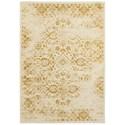 "Oriental Weavers Jayden 5' 3"" X  7' 6"" Traditional Ivory/ Gold Recta - Item Number: JAY7371D53X76"