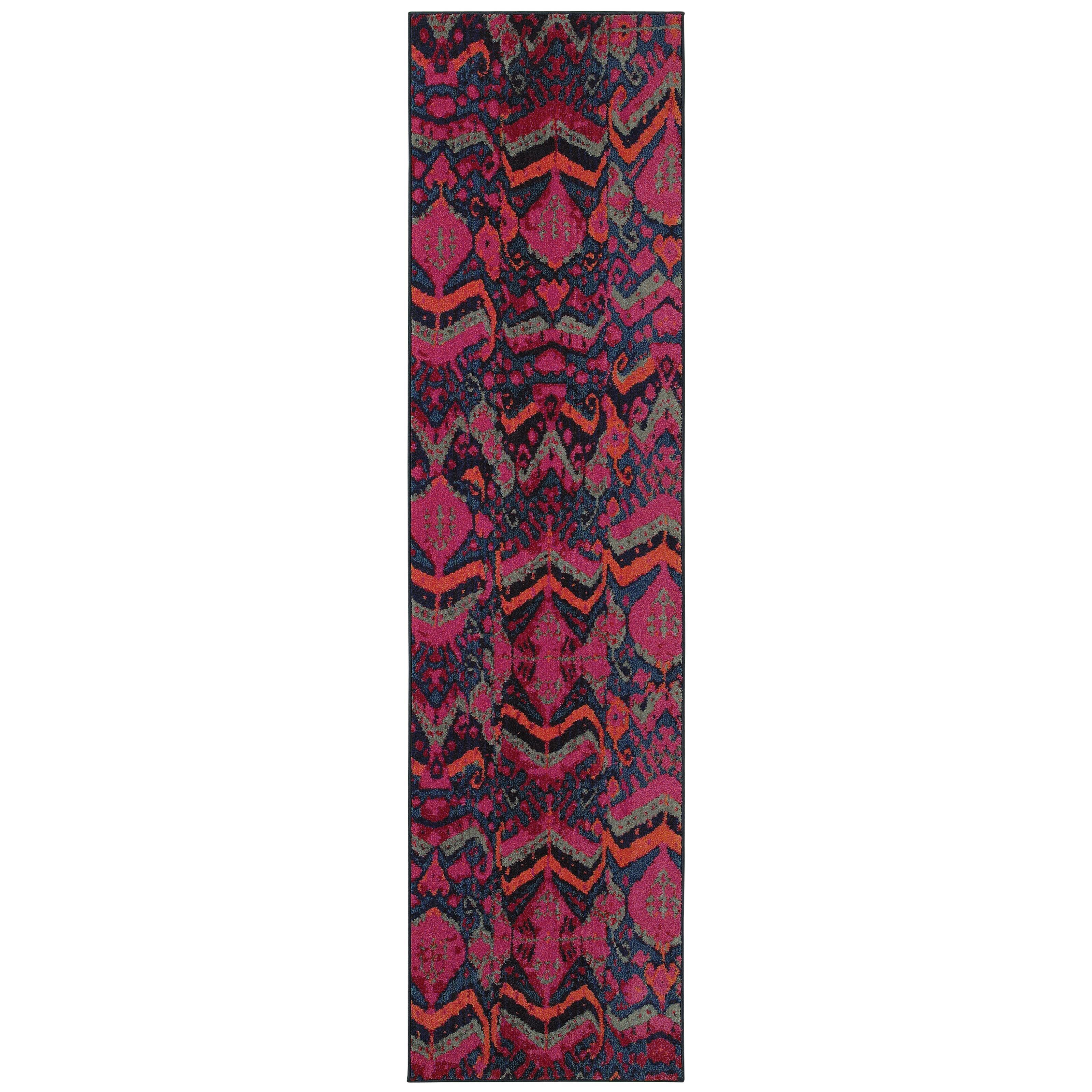 "Oriental Weavers Kaleidoscope 2' 7"" X 10' 0"" Rug - Item Number: K004X5078305ST"
