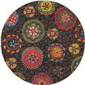 """Oriental Weavers Kaleidoscope 7' 8"""" X  7' 8"""" Rug - Item Number: K1333N240RDST"""