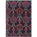 "Oriental Weavers Kaleidoscope 5' 3"" X  7' 6"" Rug - Item Number: K1440V160235ST"