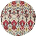 "Oriental Weavers Kaleidoscope 7' 8"" X  7' 8"" Rug - Item Number: K502I5240RDST"