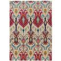 "Oriental Weavers Kaleidoscope 4' 0"" X  5' 9"" Rug - Item Number: K502I5502I5ST"