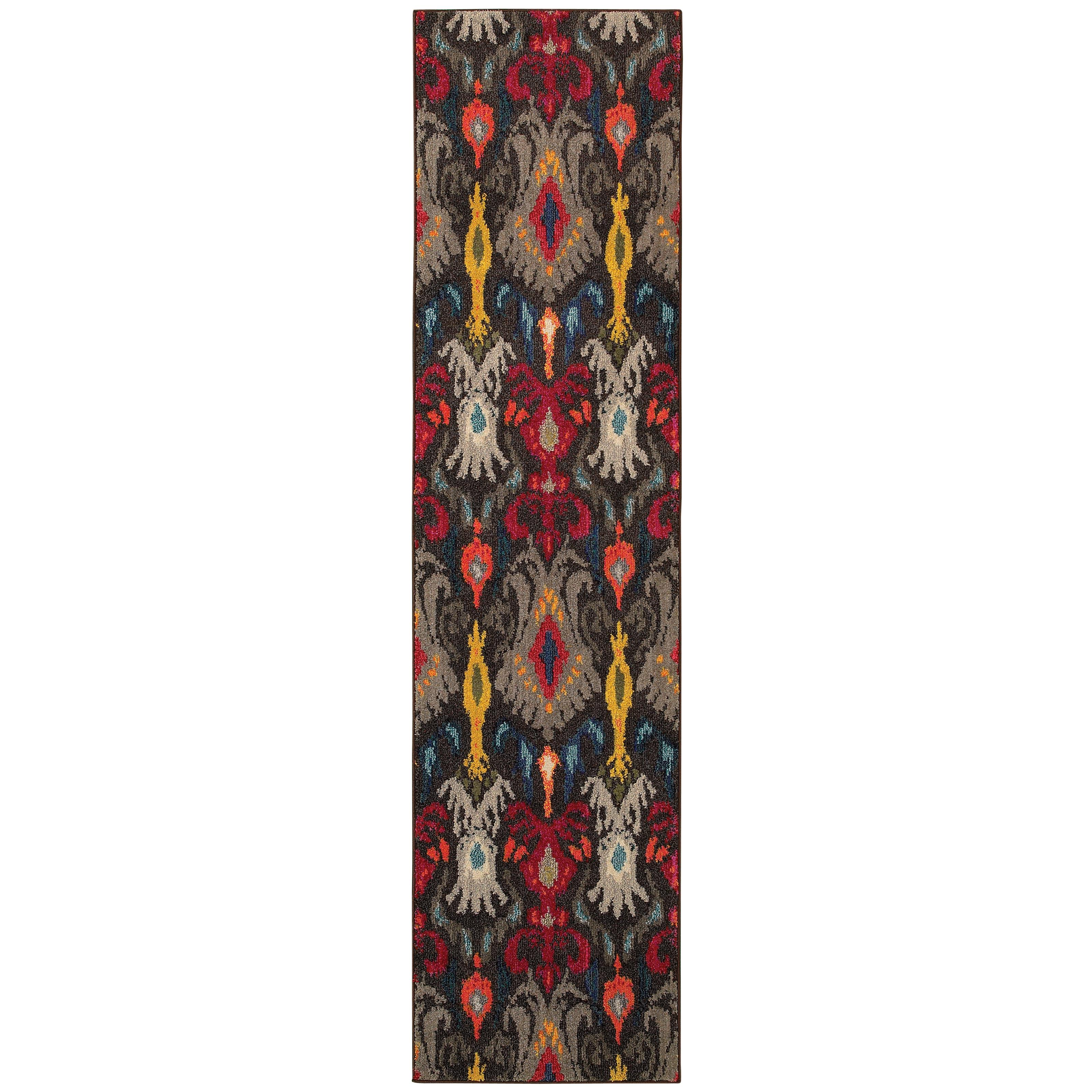 "Oriental Weavers Kaleidoscope 2' 7"" X 10' 0"" Rug - Item Number: K502X5078305ST"
