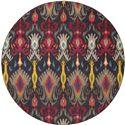 "Oriental Weavers Kaleidoscope 7' 8"" X  7' 8"" Rug - Item Number: K502X5240RDST"