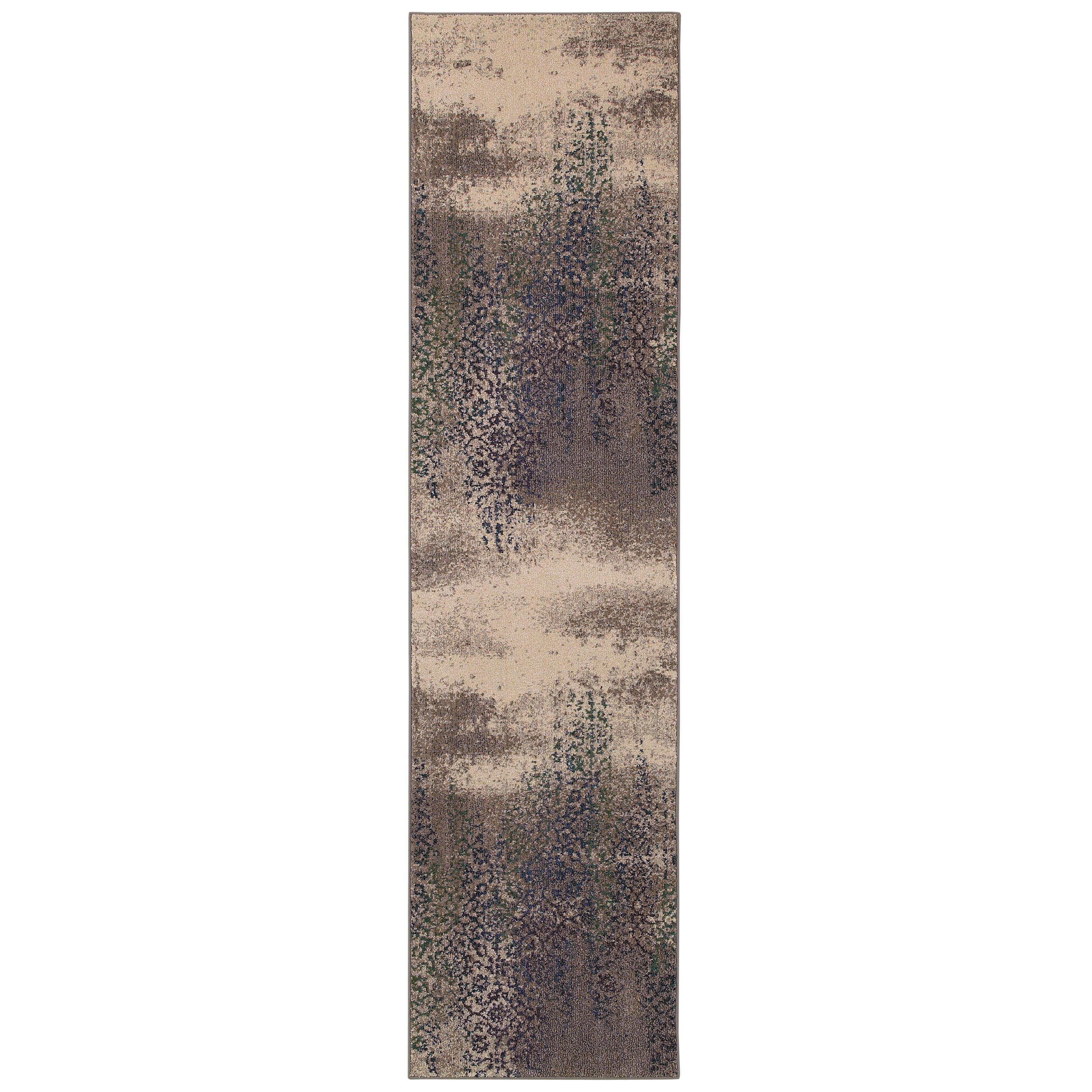 "Oriental Weavers Kaleidoscope 2' 7"" X 10' 0"" Rug - Item Number: K504D5078305ST"