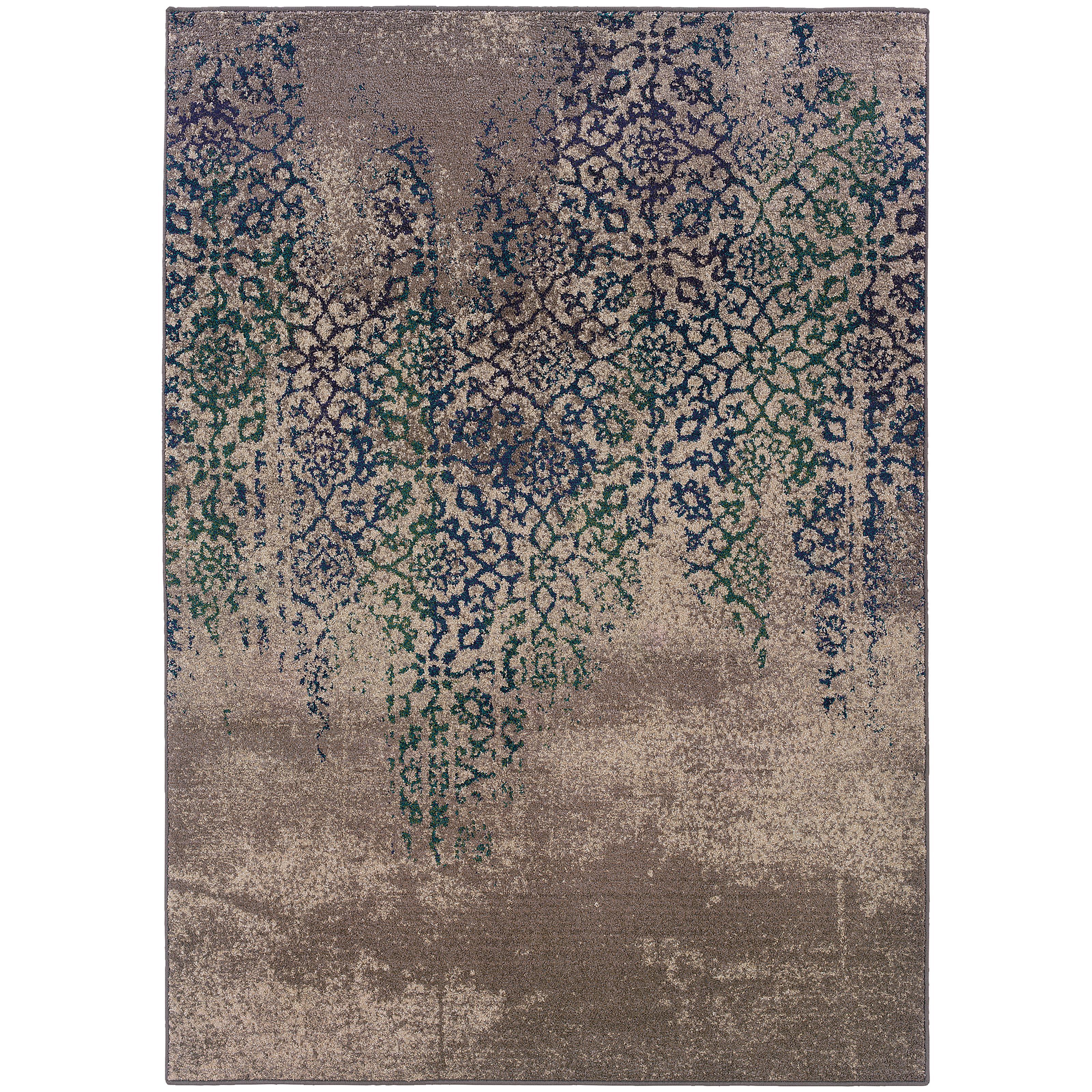 "Oriental Weavers Kaleidoscope 9' 9"" X 12' 2"" Rug - Item Number: K504D5300380ST"