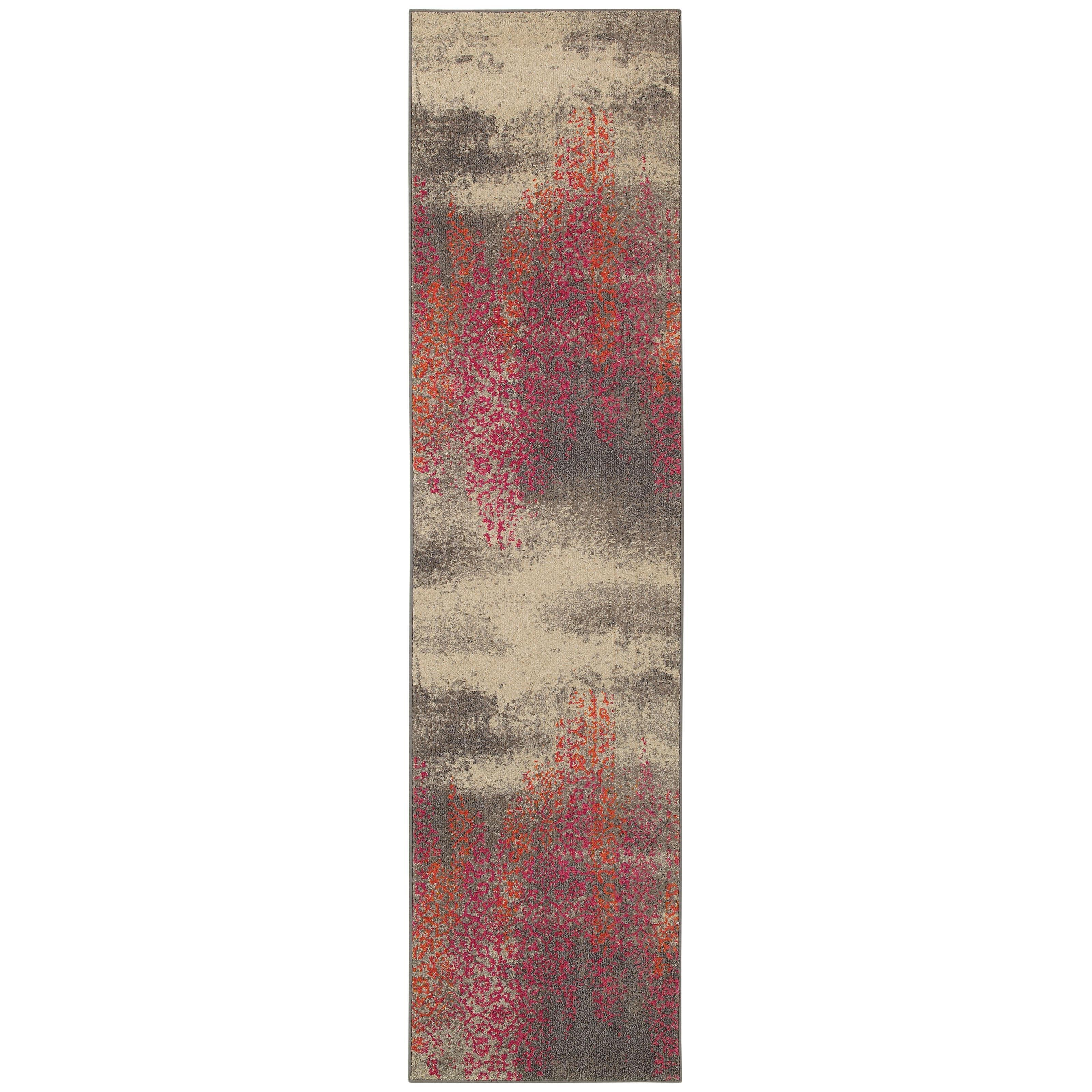 "Oriental Weavers Kaleidoscope 2' 7"" X 10' 0"" Rug - Item Number: K504J5078305ST"