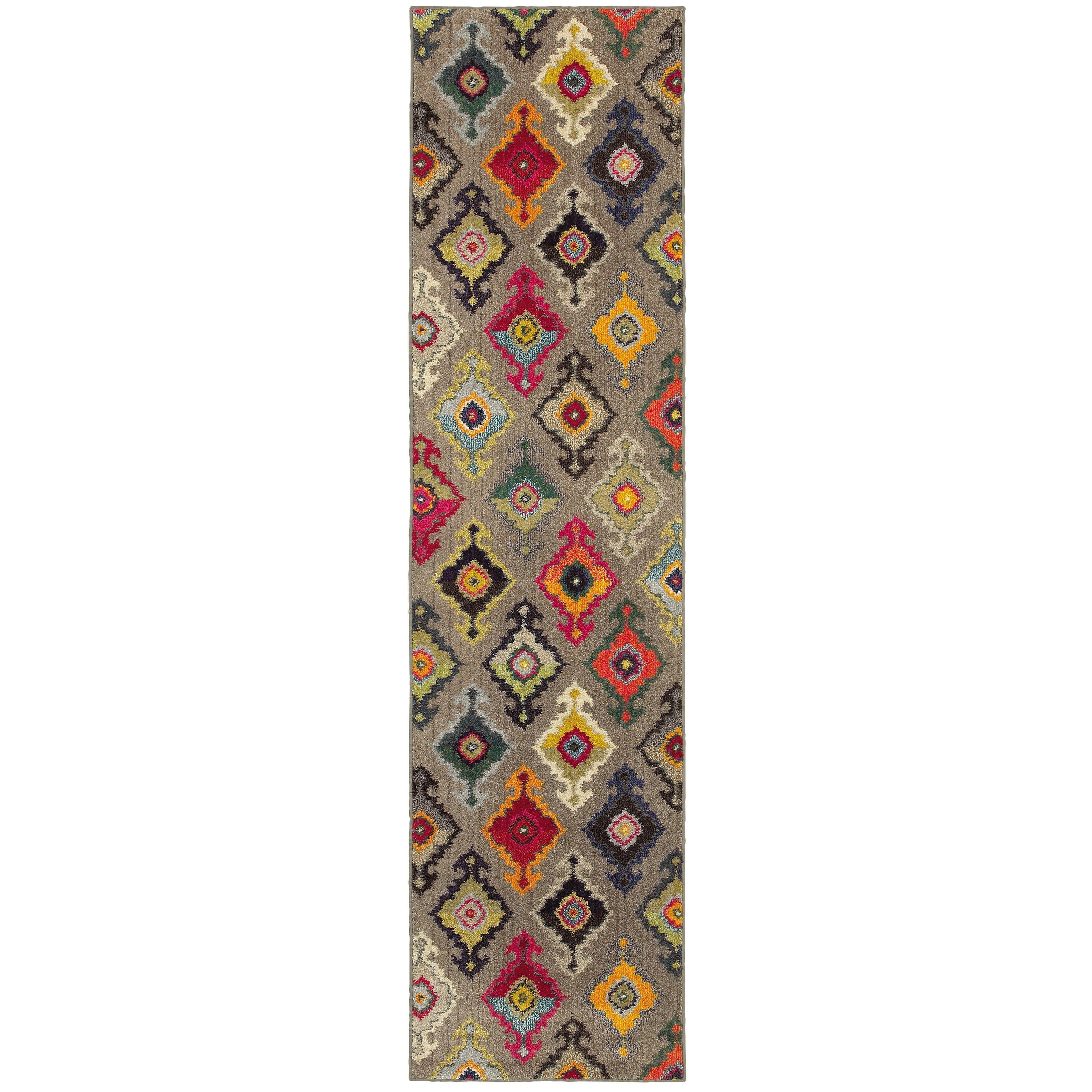 "Oriental Weavers Kaleidoscope 2' 7"" X 10' 0"" Rug - Item Number: K5990E078305ST"
