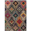 "Oriental Weavers Kaleidoscope 5' 3"" X  7' 6"" Rug - Item Number: K5990E160235ST"
