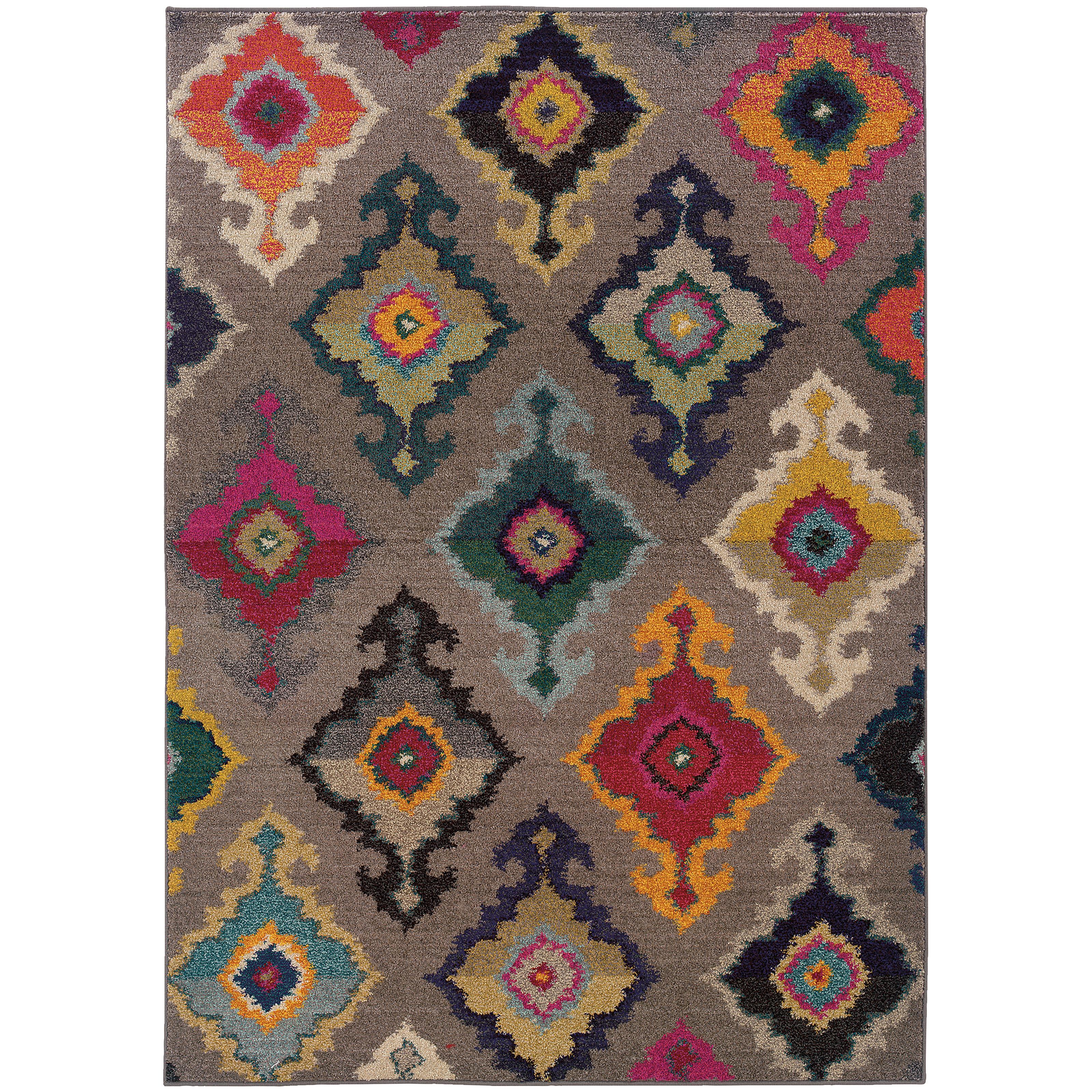"Oriental Weavers Kaleidoscope 7'10"" X 10'10"" Rug - Item Number: K5990E240340"