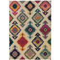 """Oriental Weavers Kaleidoscope 5' 3"""" X  7' 6"""" Rug - Item Number: K5990Y160235ST"""