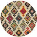 """Oriental Weavers Kaleidoscope 7' 8"""" X  7' 8"""" Rug - Item Number: K5990Y240RDST"""
