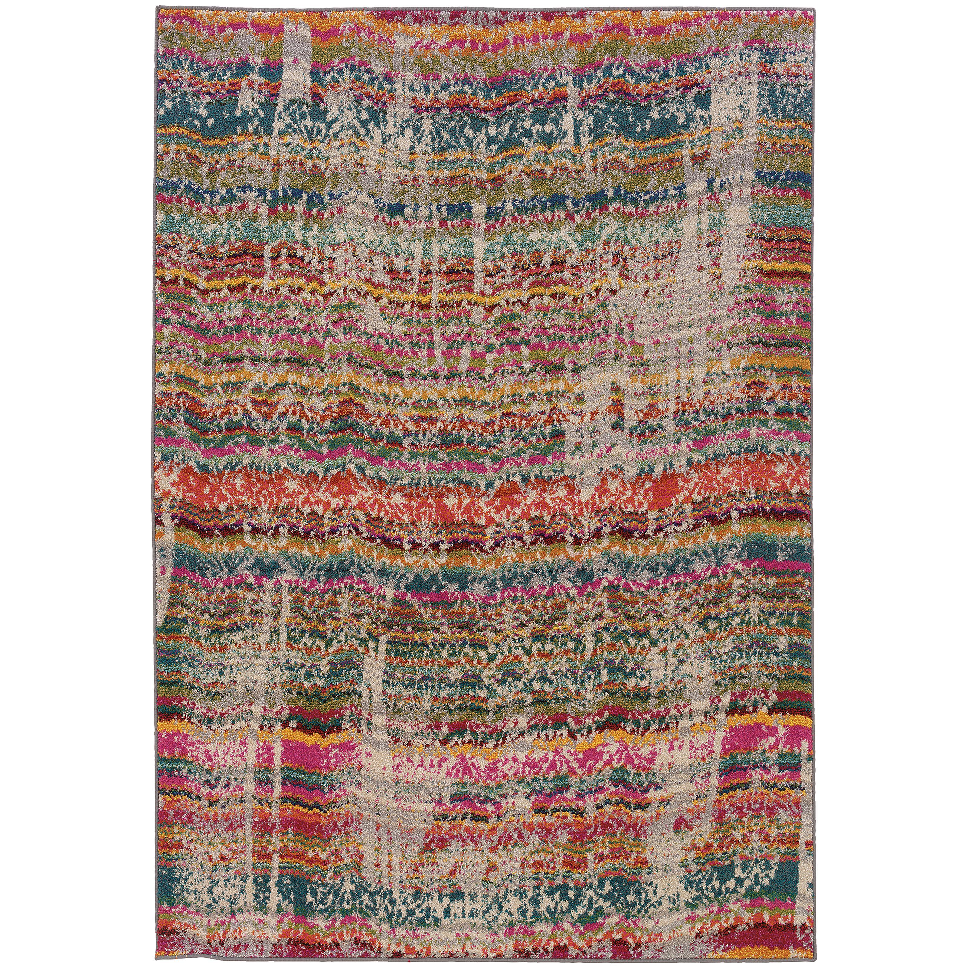 "Oriental Weavers Kaleidoscope 6' 7"" X  9' 1"" Rug - Item Number: K5992F200285ST"