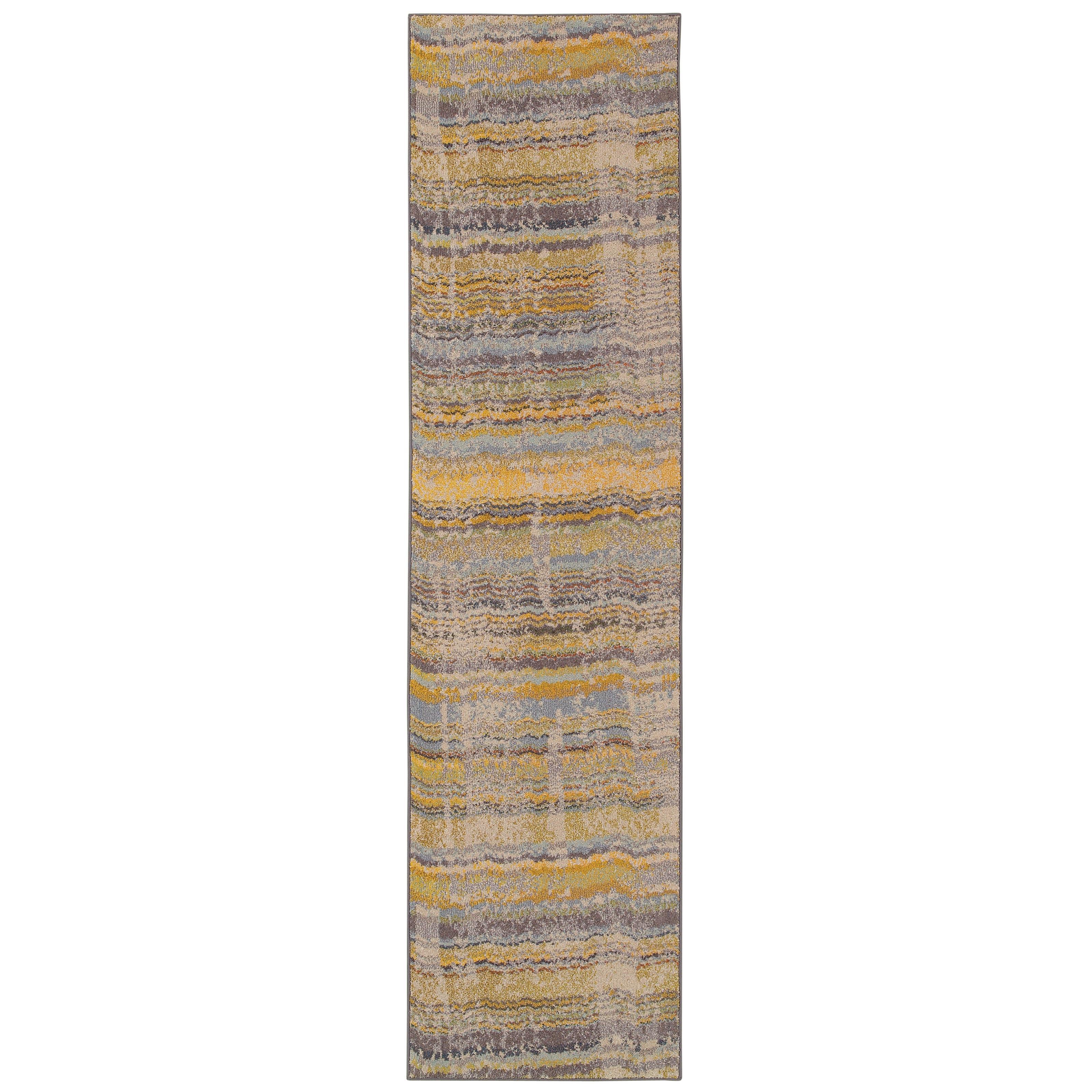 """Oriental Weavers Kaleidoscope 2' 7"""" X 10' 0"""" Rug - Item Number: K5992Y078305ST"""