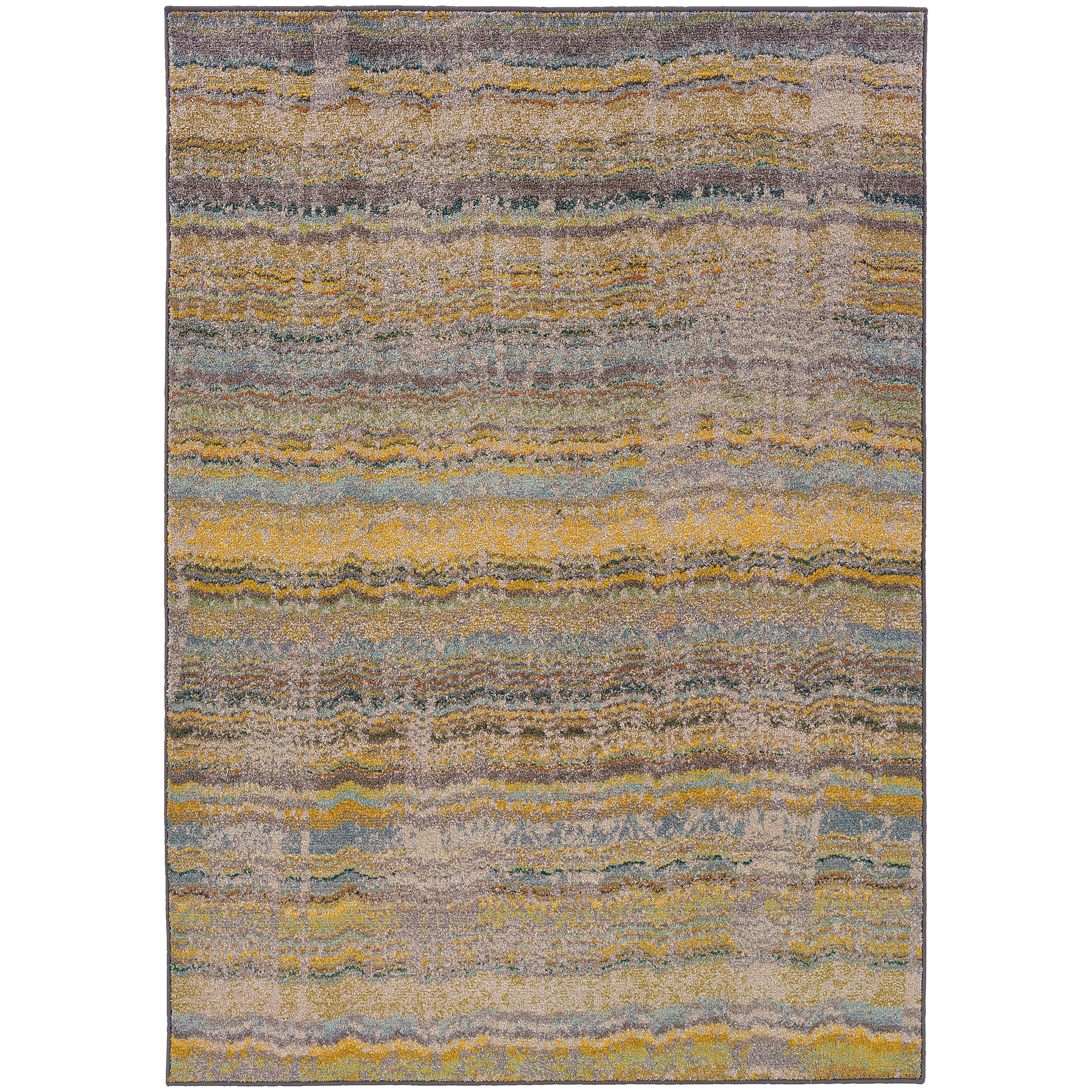 """Oriental Weavers Kaleidoscope 4' 0"""" X  5' 9"""" Rug - Item Number: K5992Y120180ST"""